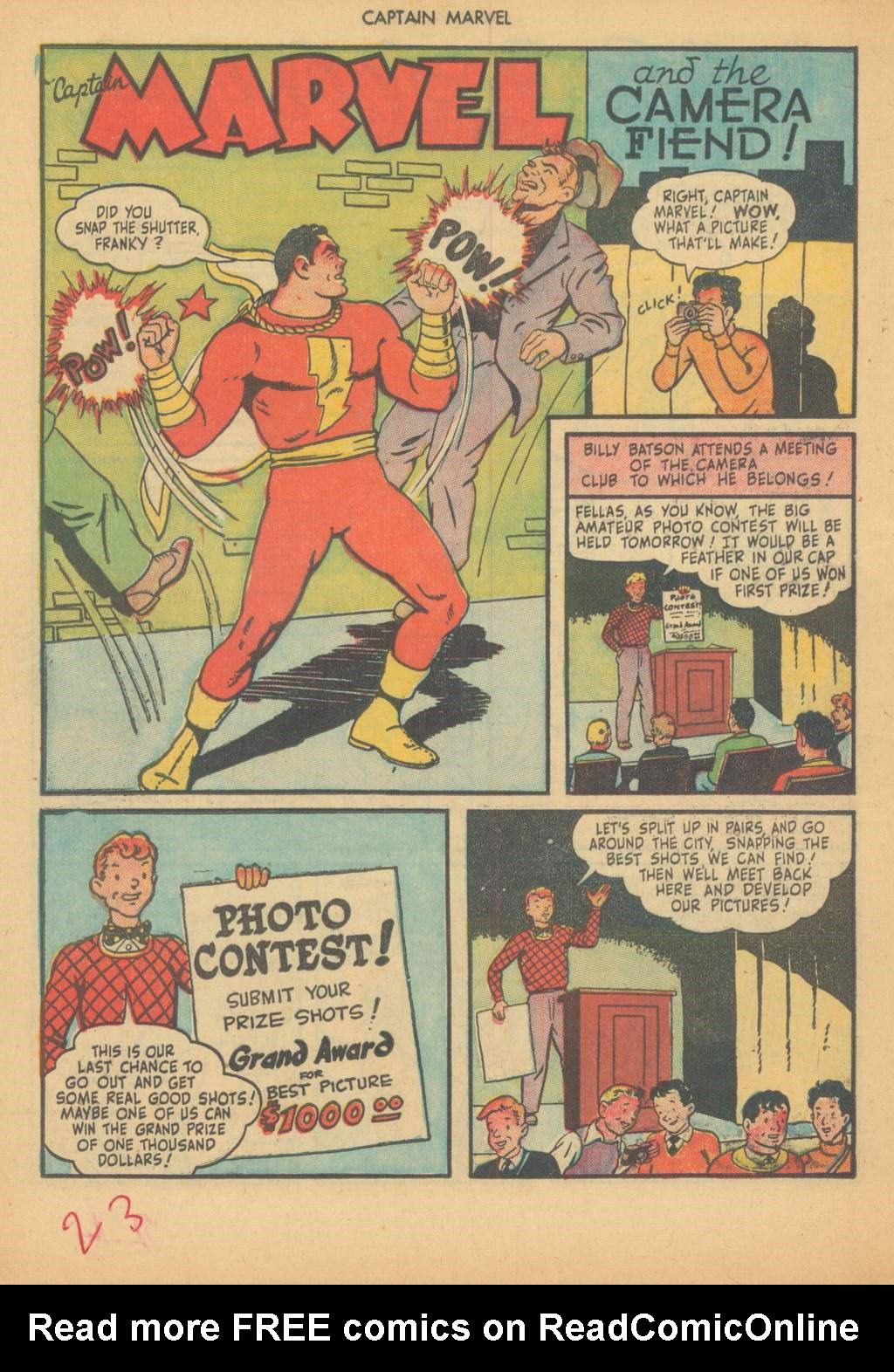 Captain Marvel Adventures issue 63 - Page 26