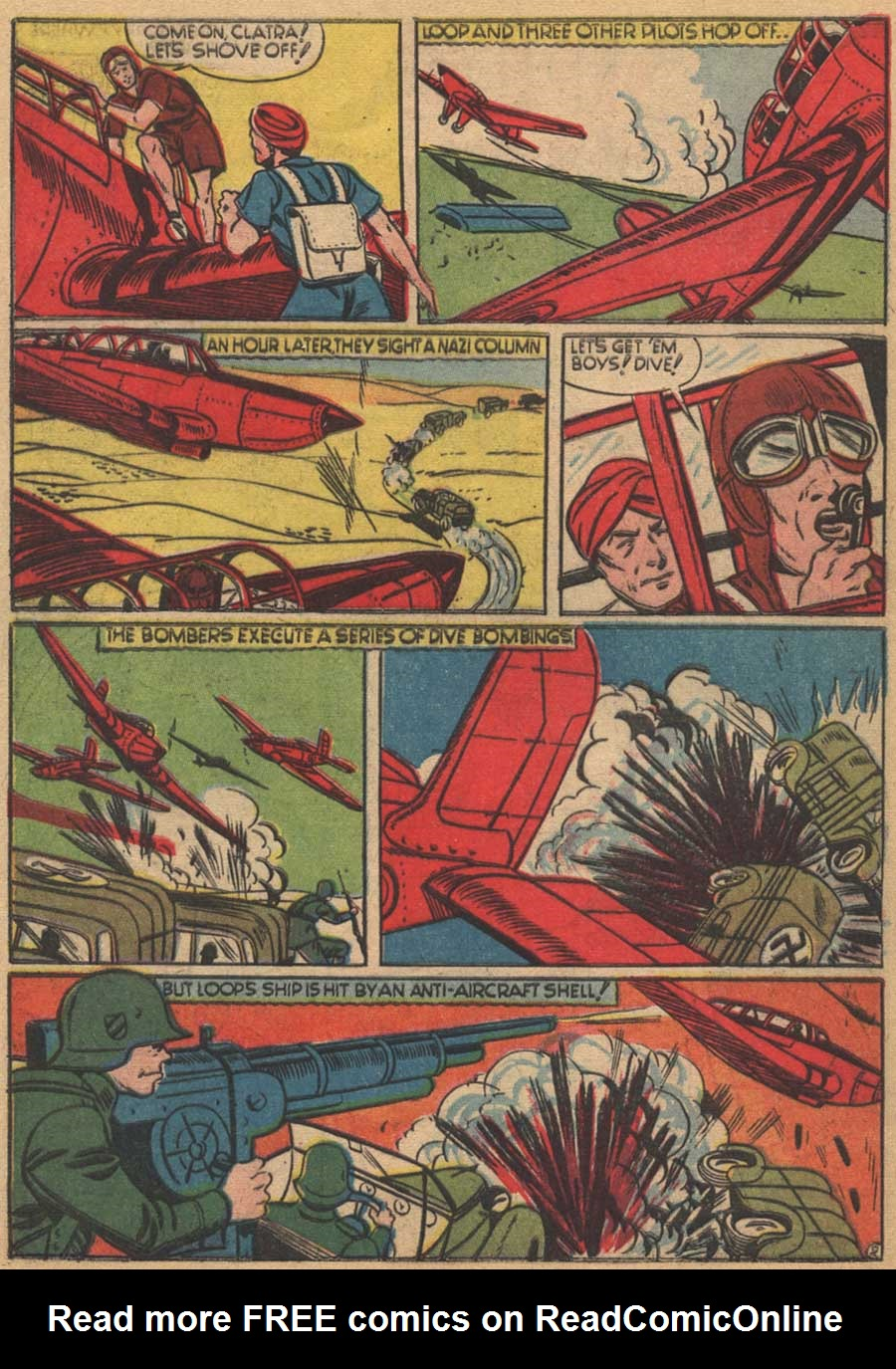 Blue Ribbon Comics (1939) issue 16 - Page 52