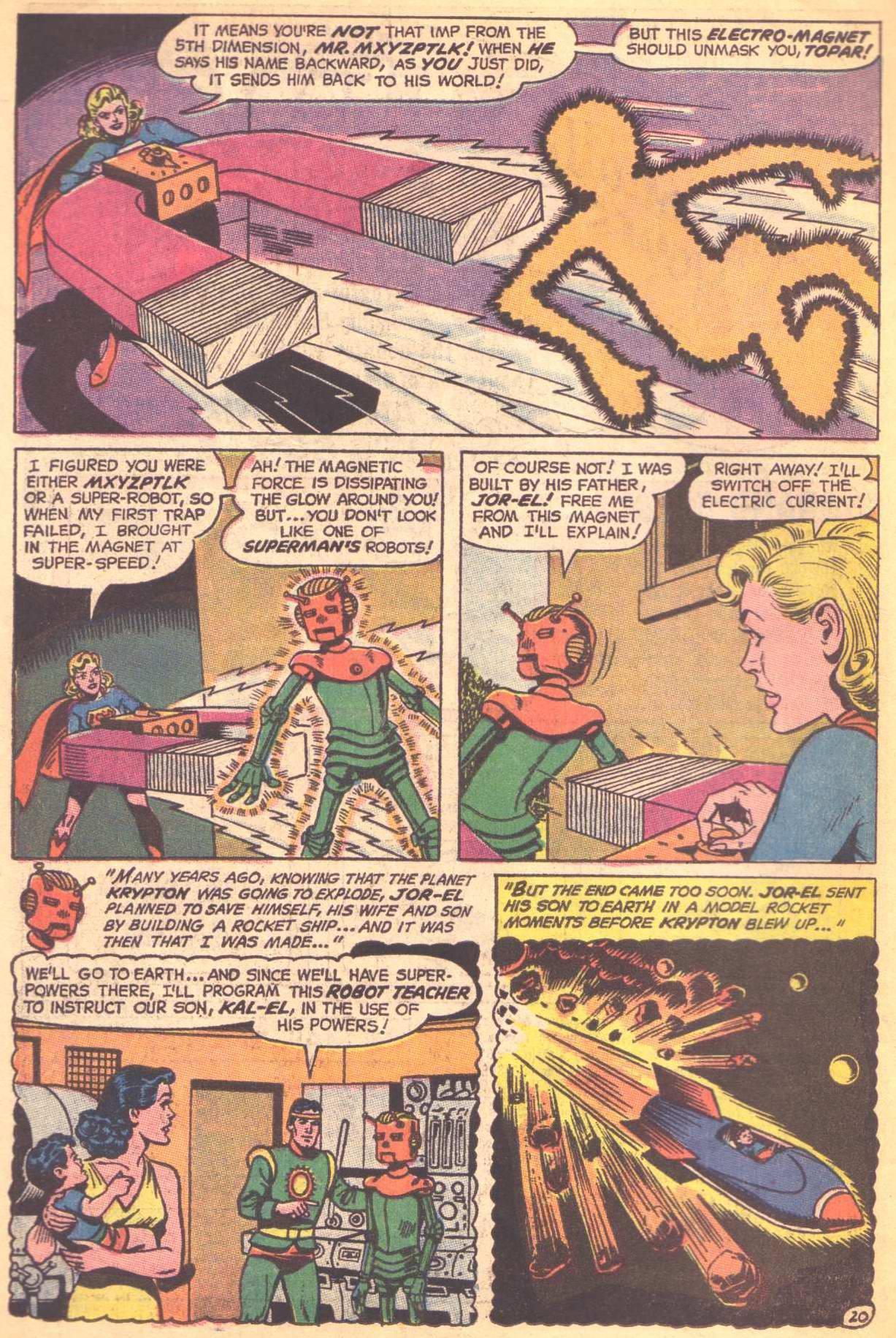 Read online Adventure Comics (1938) comic -  Issue #382 - 26