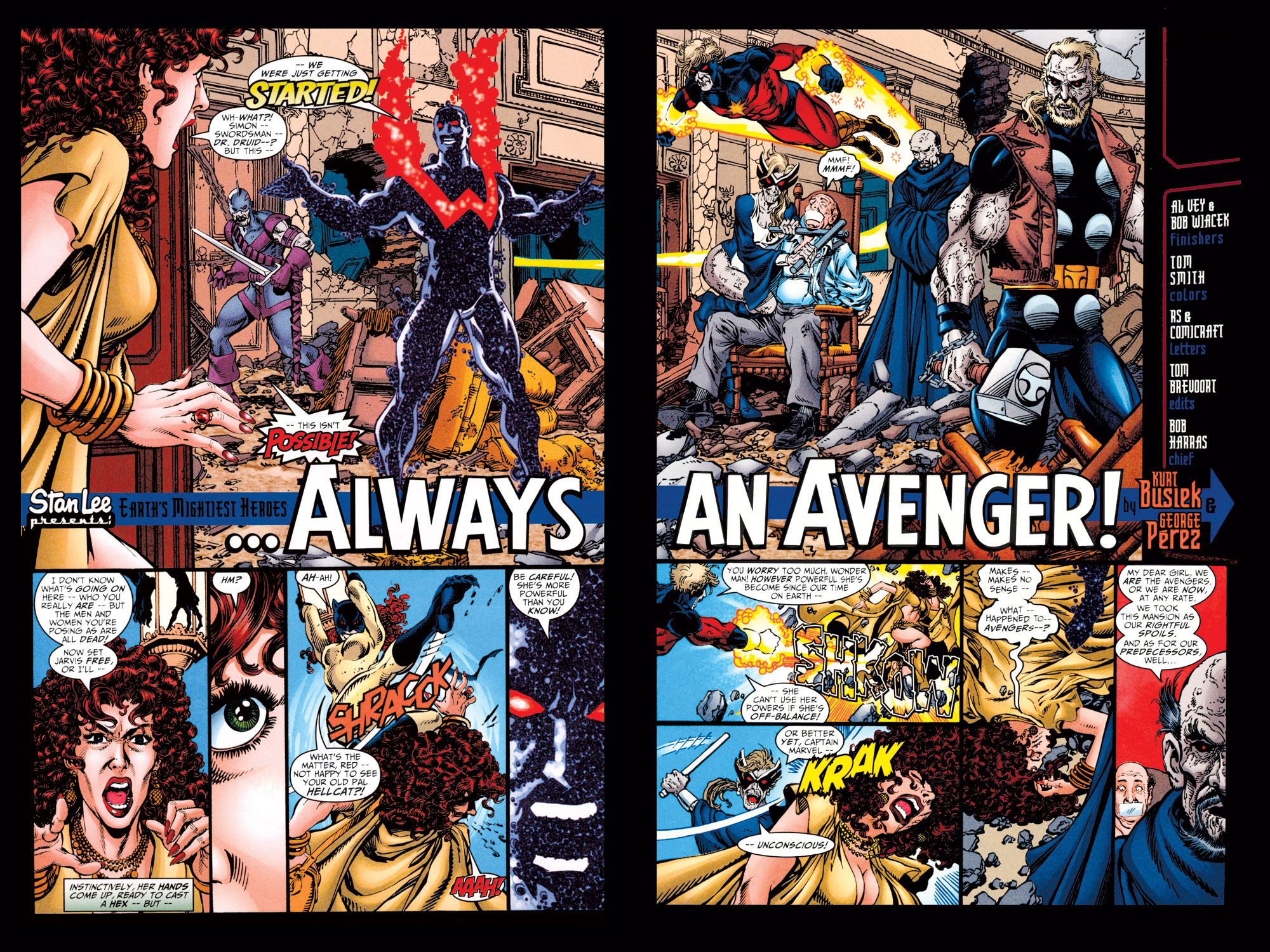 Read online Avengers (1998) comic -  Issue #11 - 3