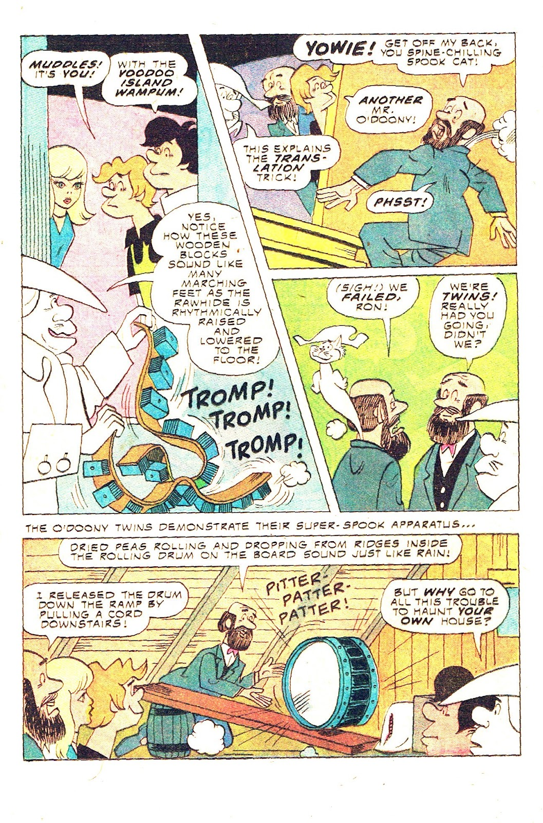 The Funky Phantom issue 13 - Page 16