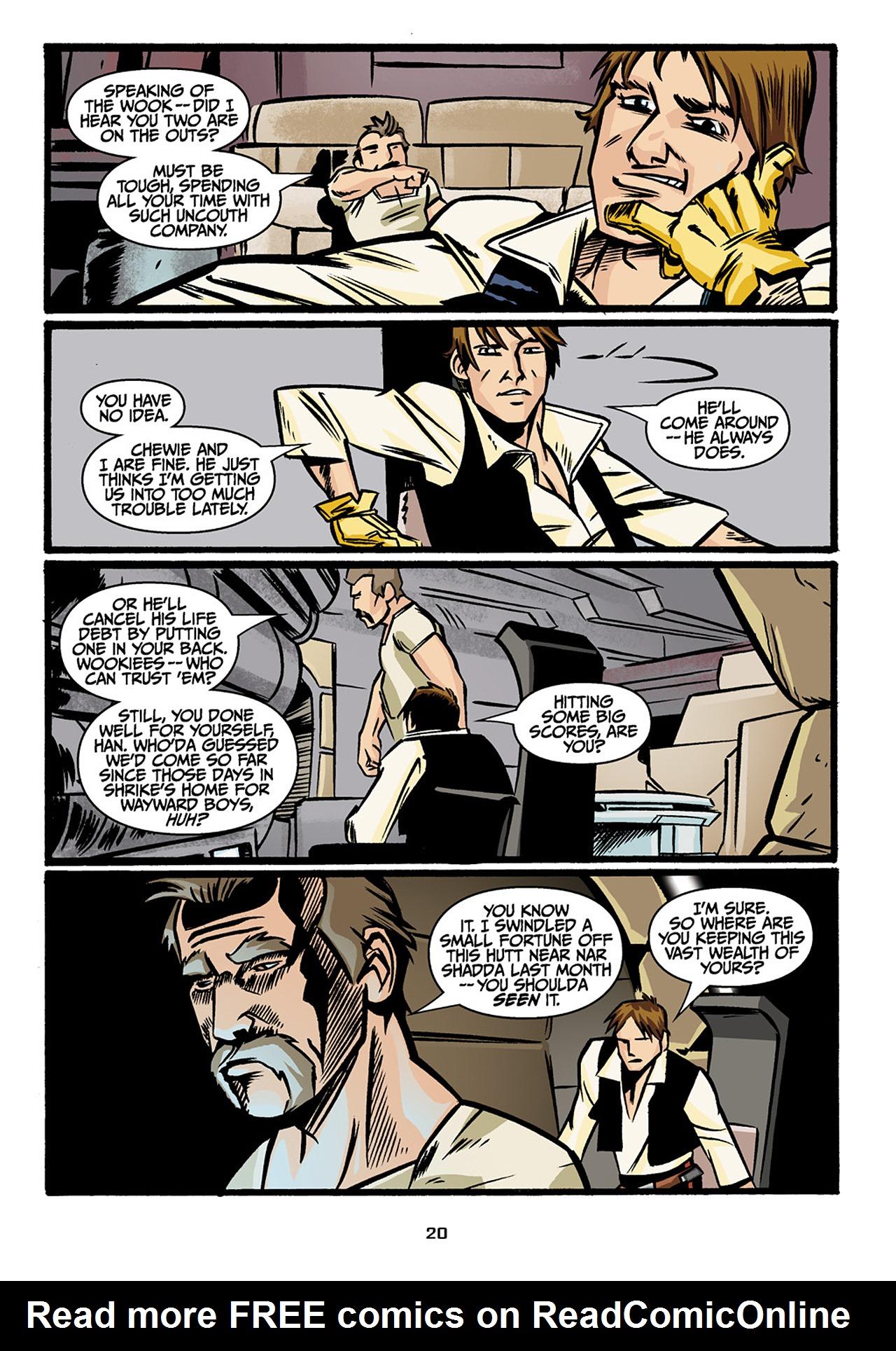 Read online Star Wars Omnibus comic -  Issue # Vol. 33 - 22