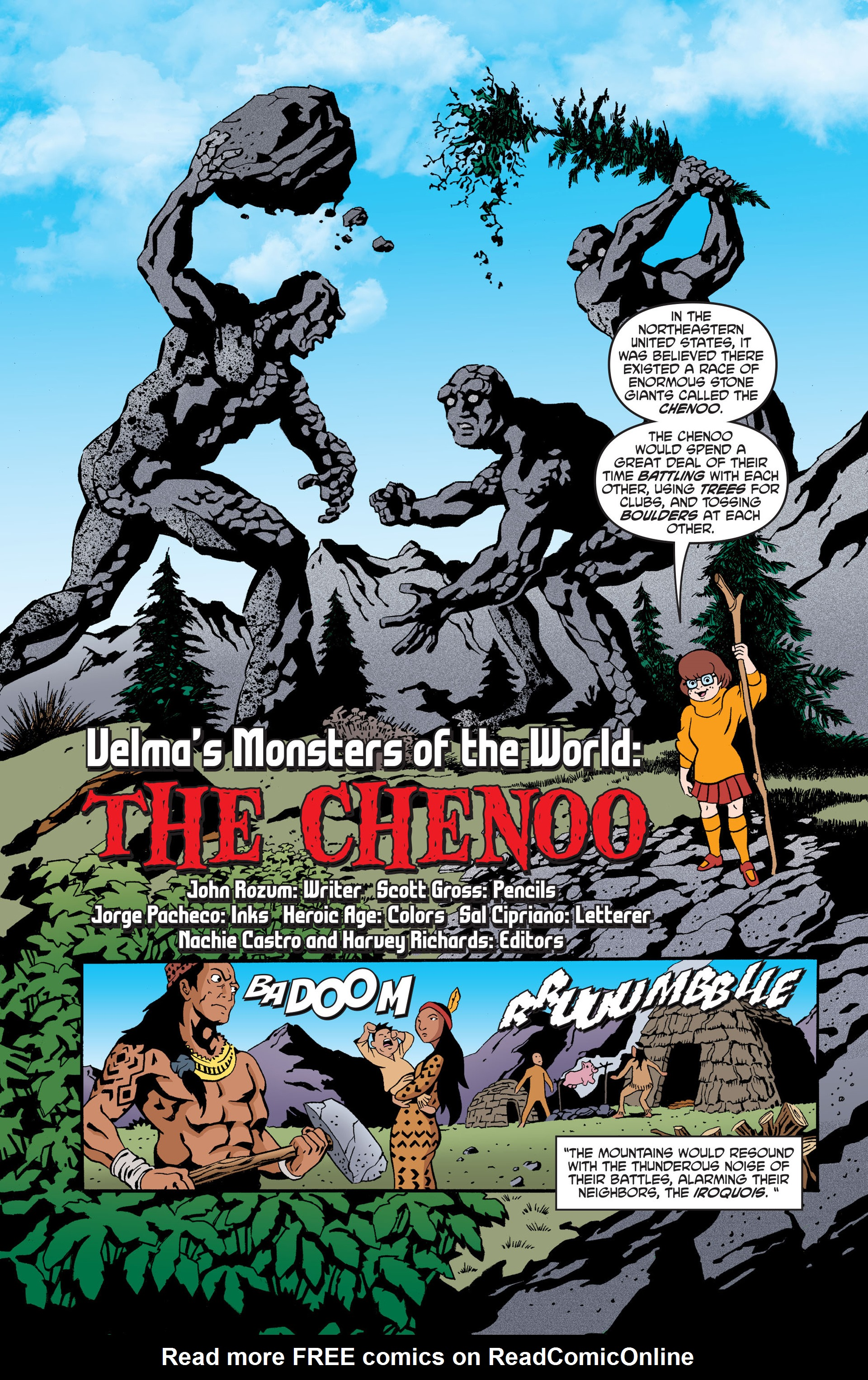 Read online Scooby-Doo: Where Are You? comic -  Issue #41 - 12