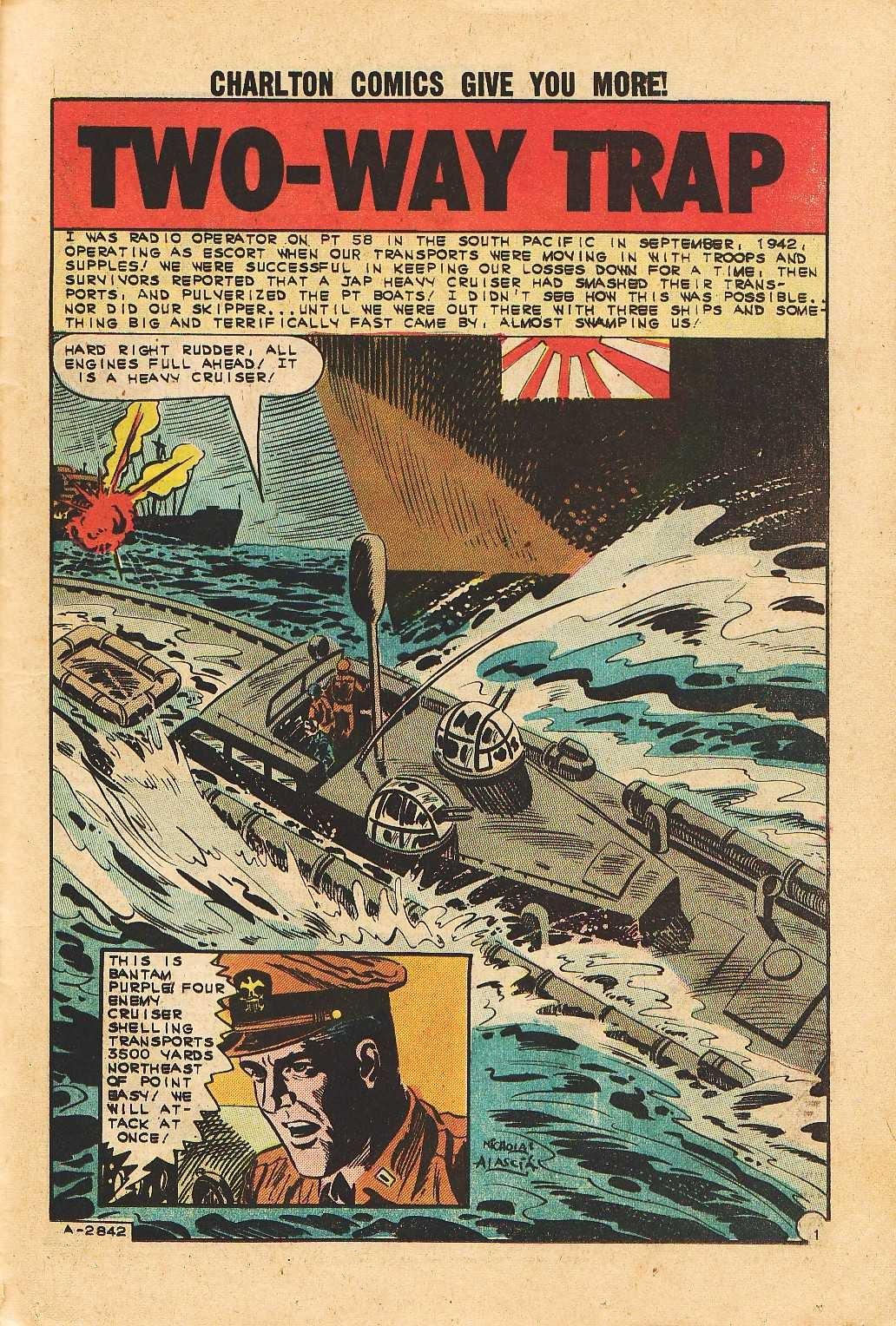 Read online Fightin' Navy comic -  Issue #113 - 23