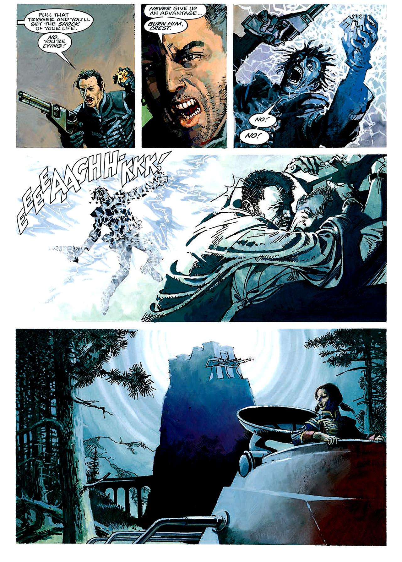 Read online Nikolai Dante comic -  Issue # TPB 4 - 45