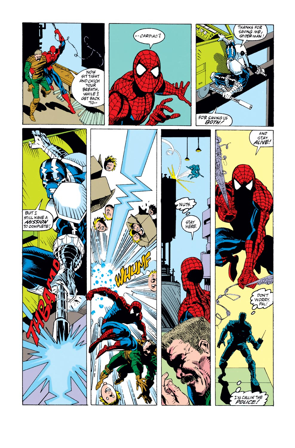 The Amazing Spider-Man (1963) 360 Page 4