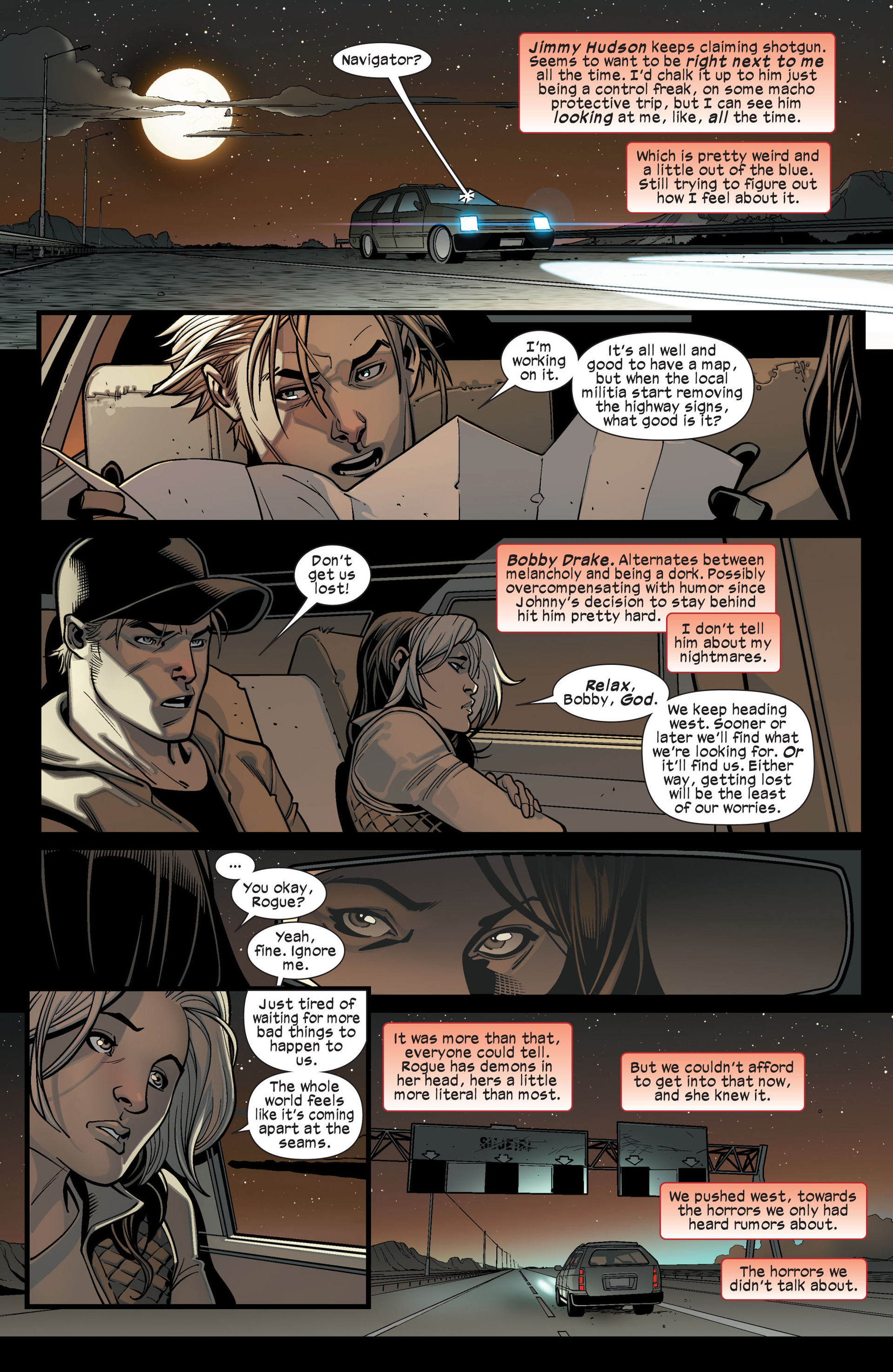 Read online Ultimate Comics X-Men comic -  Issue #14 - 10