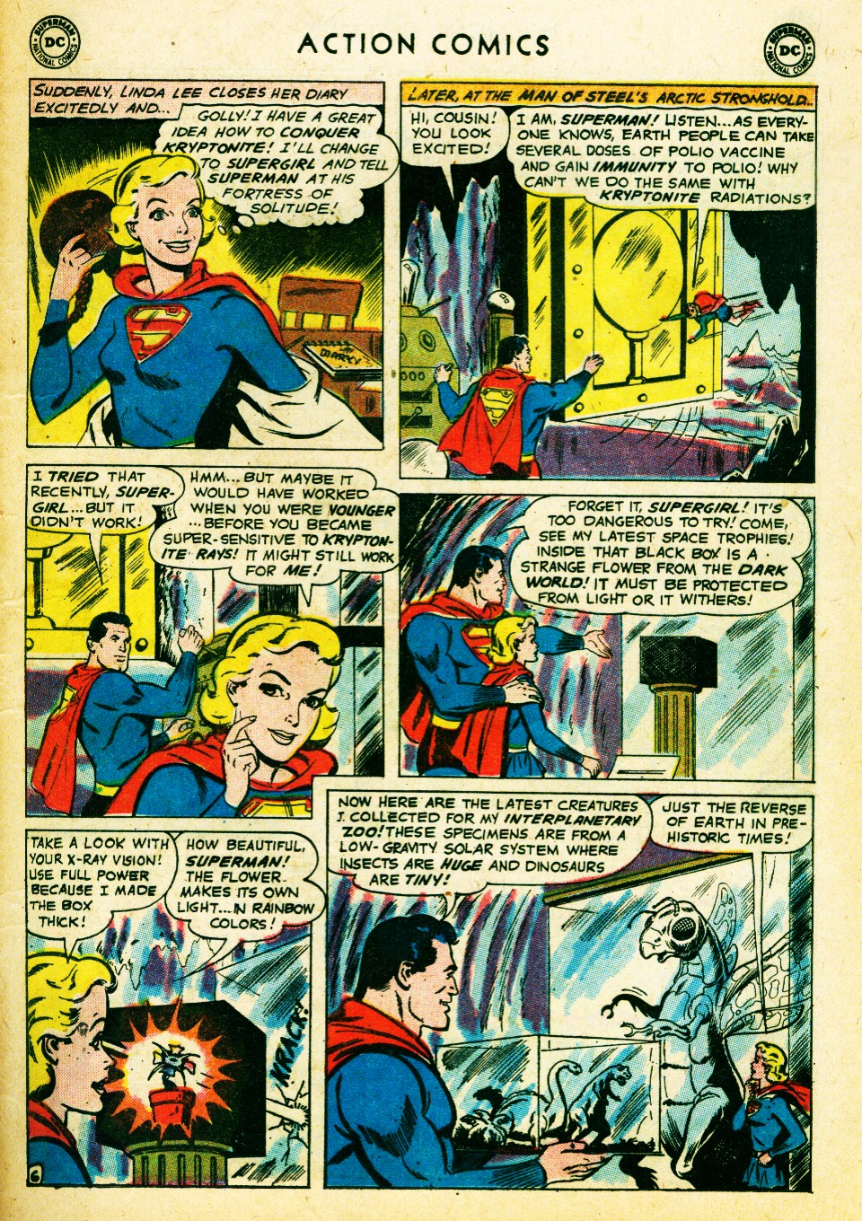 Read online Action Comics (1938) comic -  Issue #262 - 25