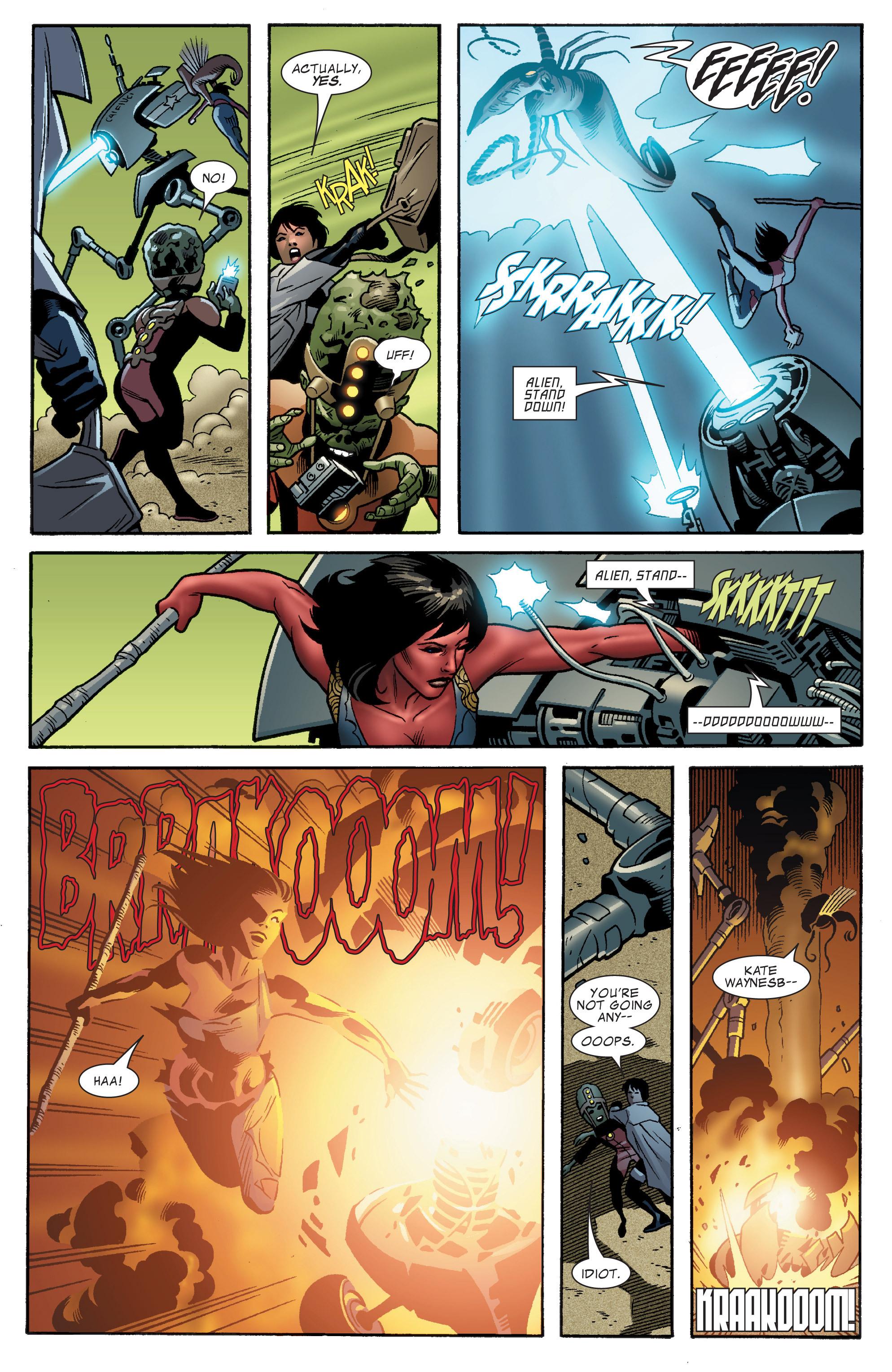 Read online World War Hulk Aftersmash: Warbound, Vol. 1 comic -  Issue #5 - 9