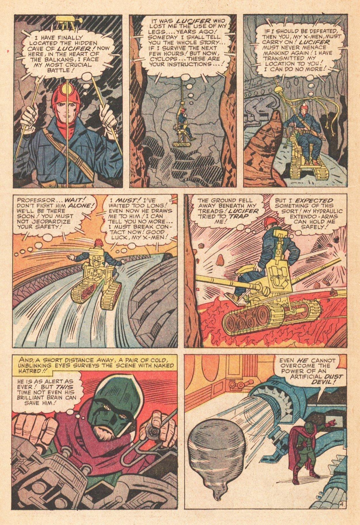Read online Uncanny X-Men (1963) comic -  Issue # _Annual 1 - 6