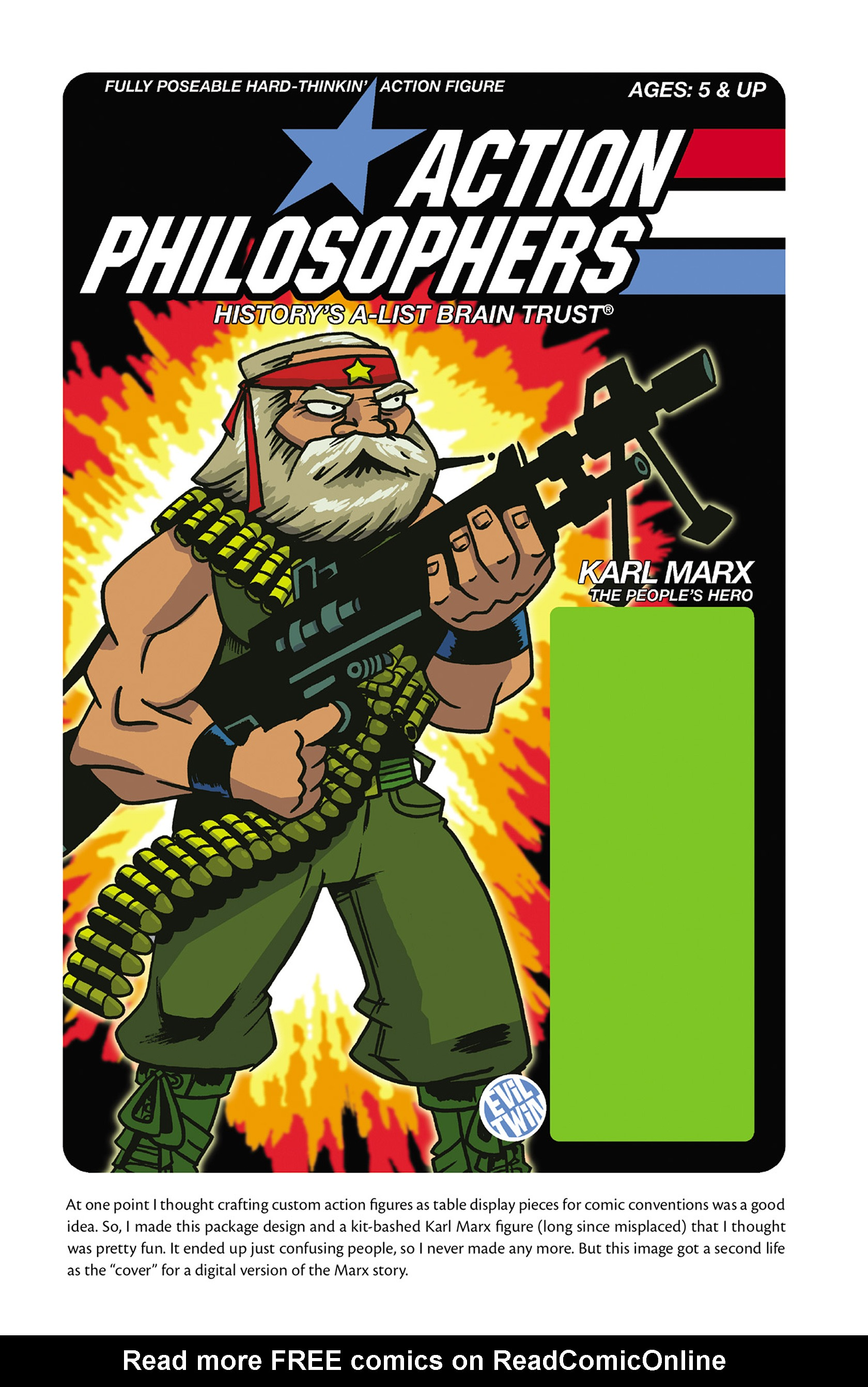 Read online Action Philosophers! comic -  Issue #Action Philosophers! TPB (Part 2) - 169