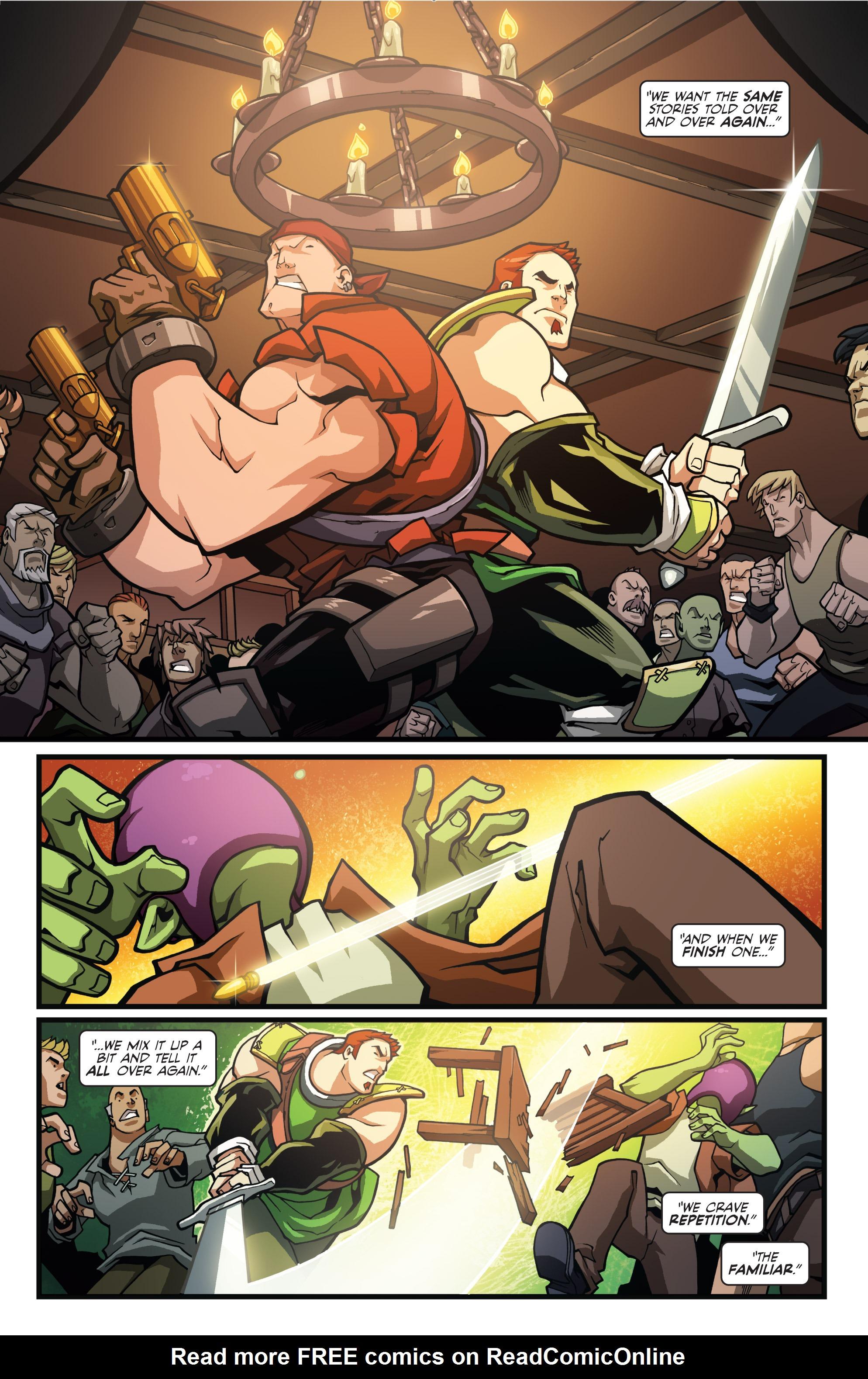 Read online Skullkickers comic -  Issue #23 - 16