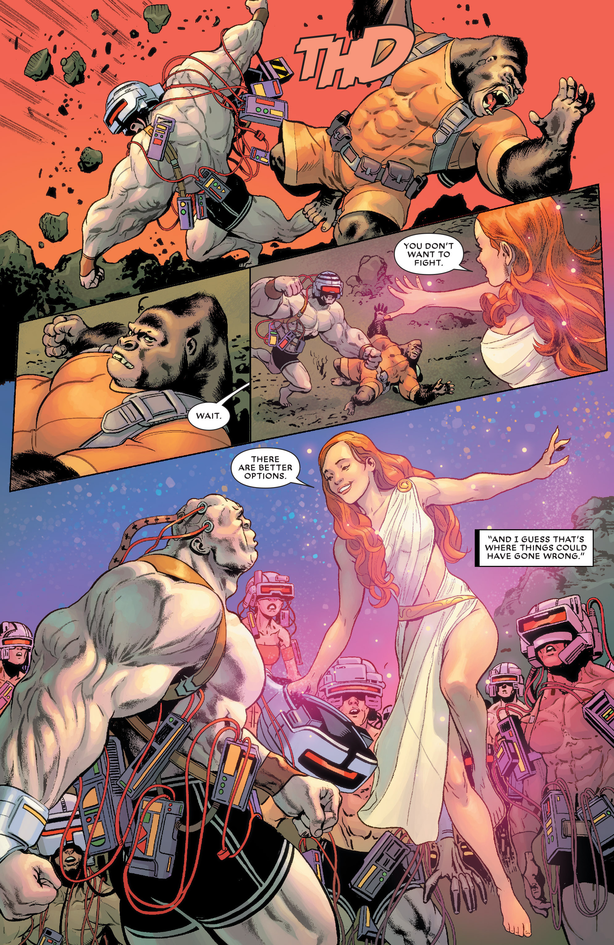 Read online Secret Wars: Agents of Atlas comic -  Issue # Full - 12