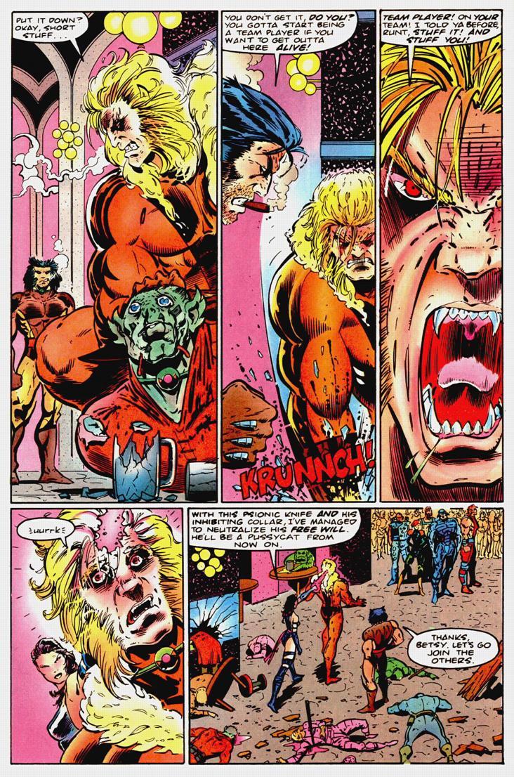 Read online Battletide comic -  Issue #3 - 12