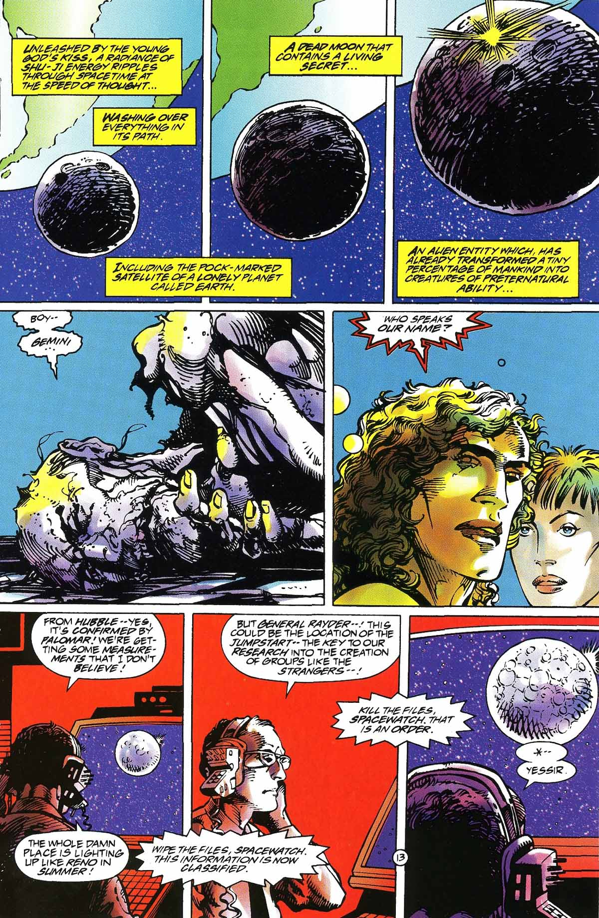 Read online Rune (1994) comic -  Issue #5 - 16