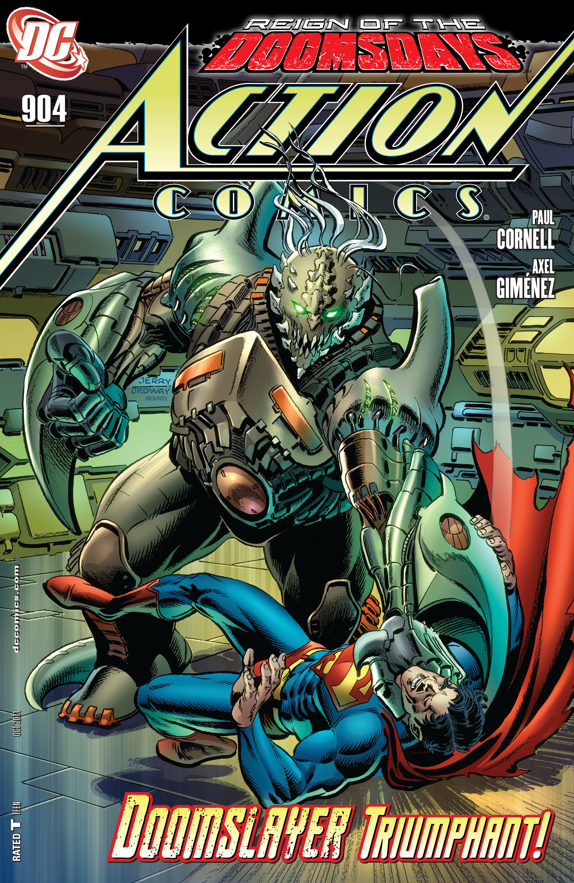 Action Comics (1938) 904 Page 1