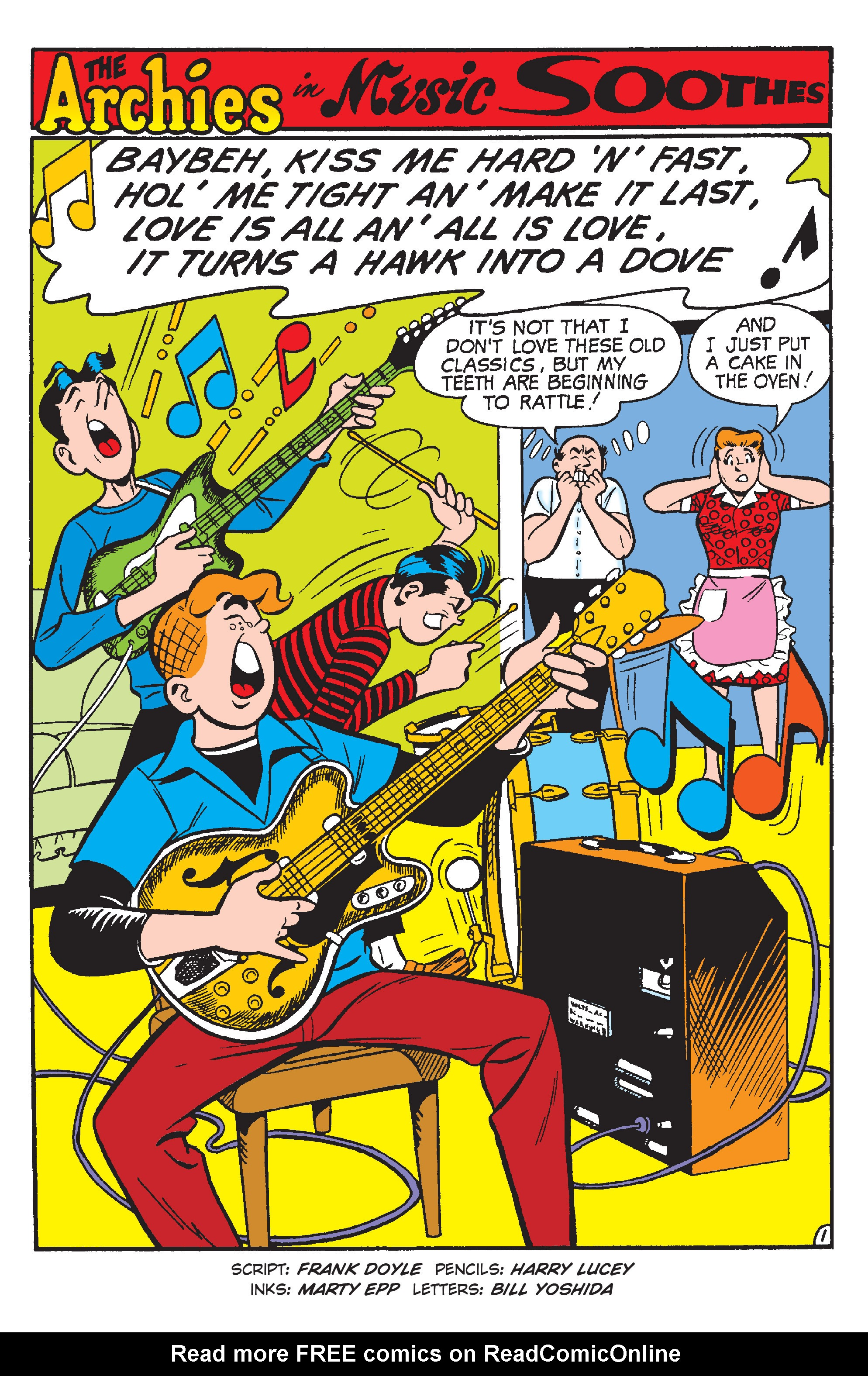 Read online Archie (2015) comic -  Issue #11 - 24
