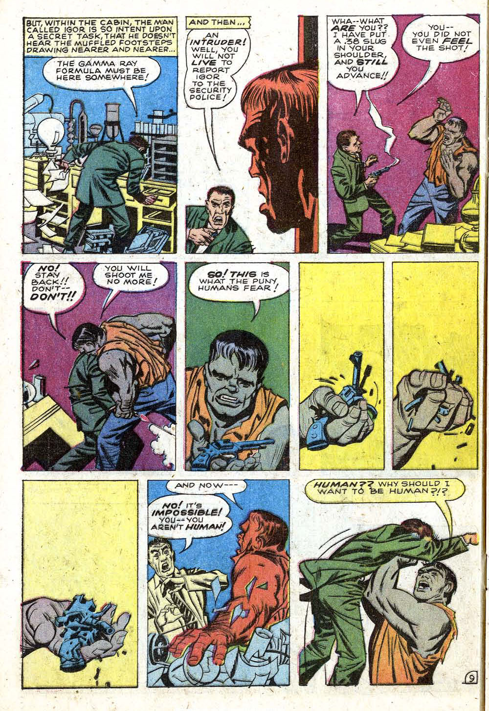 The Incredible Hulk (1962) issue 1 - Page 12