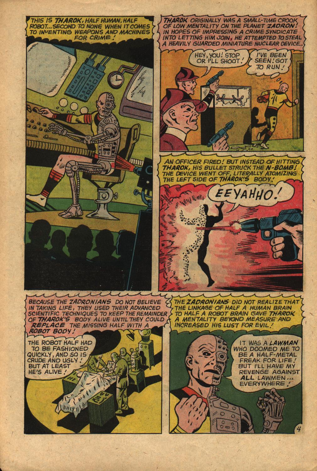 Read online Adventure Comics (1938) comic -  Issue #352 - 6