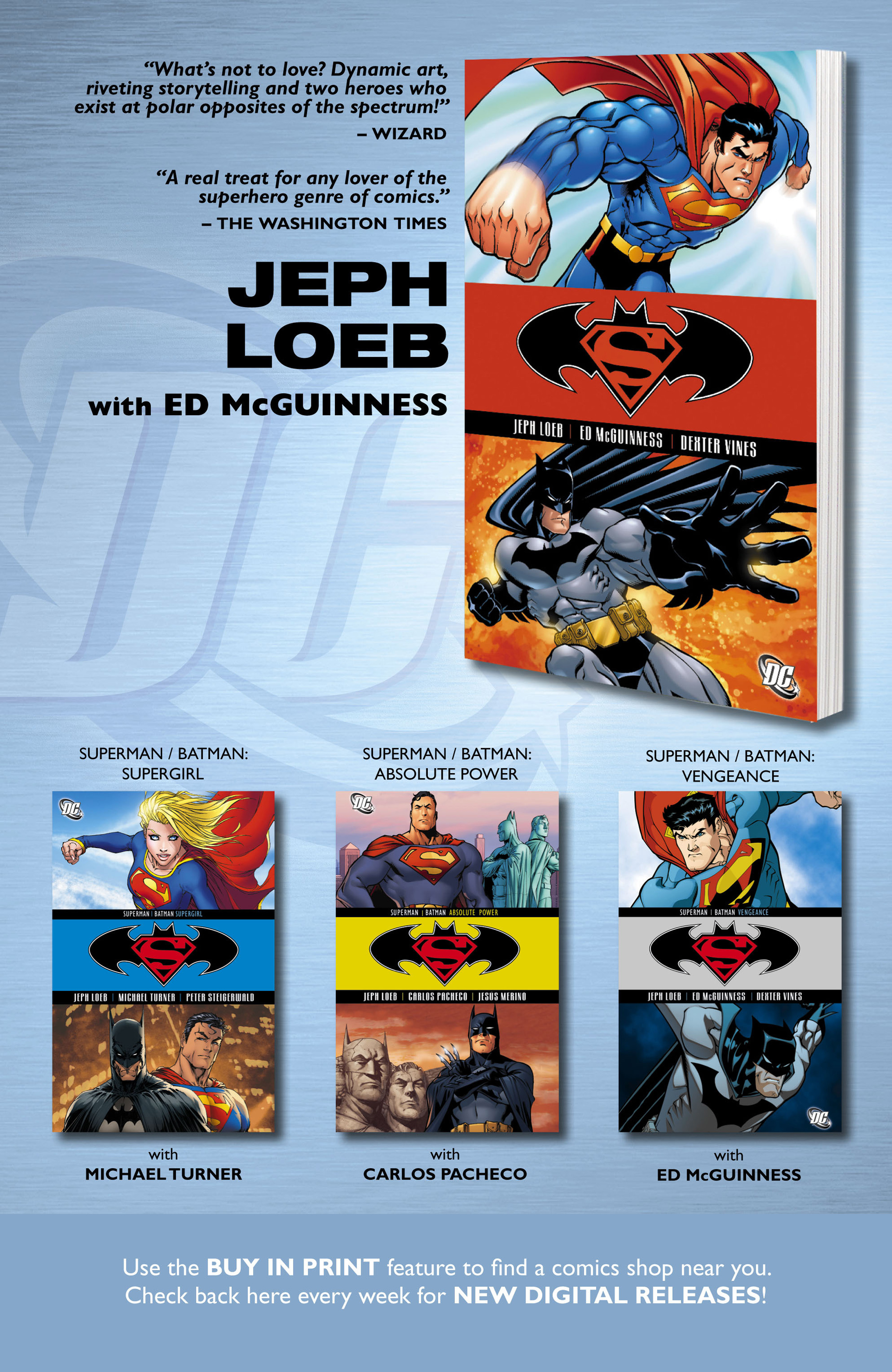 Read online Worlds' Finest comic -  Issue #0 - 24