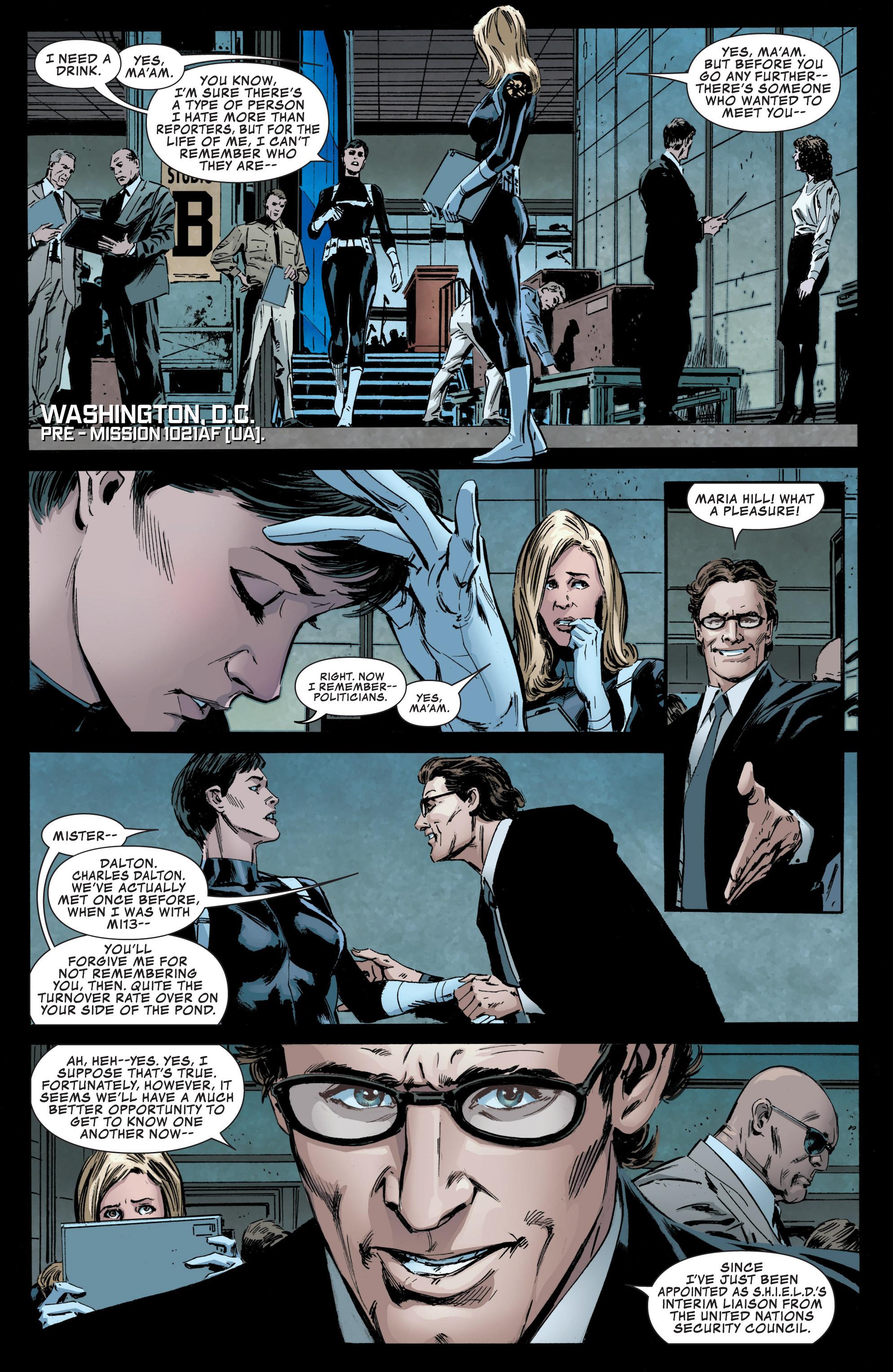 Read online Secret Avengers (2013) comic -  Issue #6 - 7