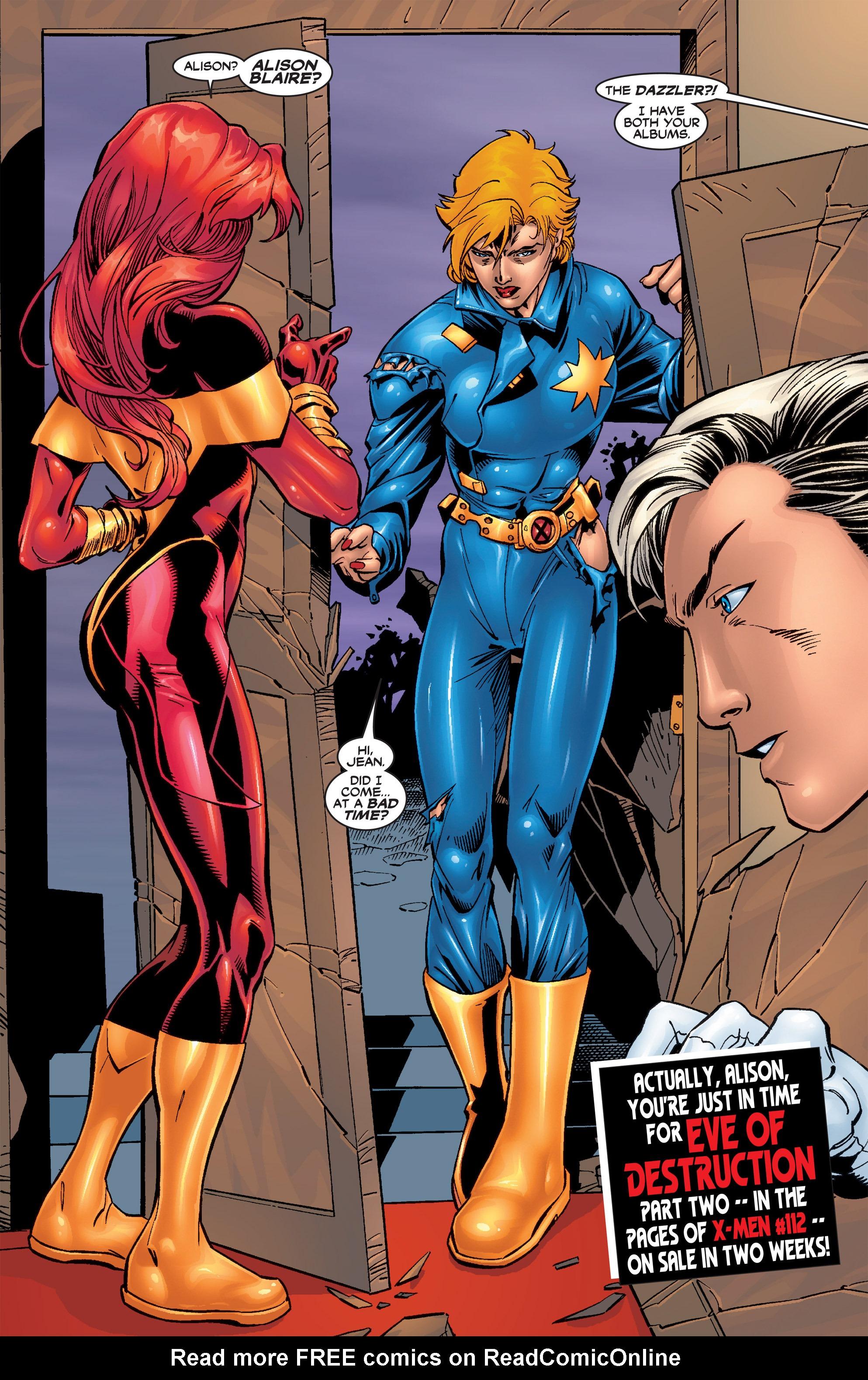 Read online Uncanny X-Men (1963) comic -  Issue #392 - 22