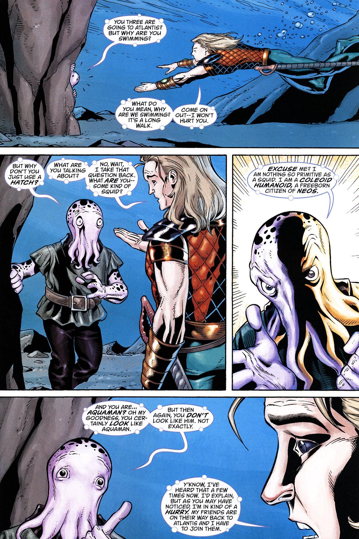 Read online Aquaman: Sword of Atlantis comic -  Issue #50 - 9