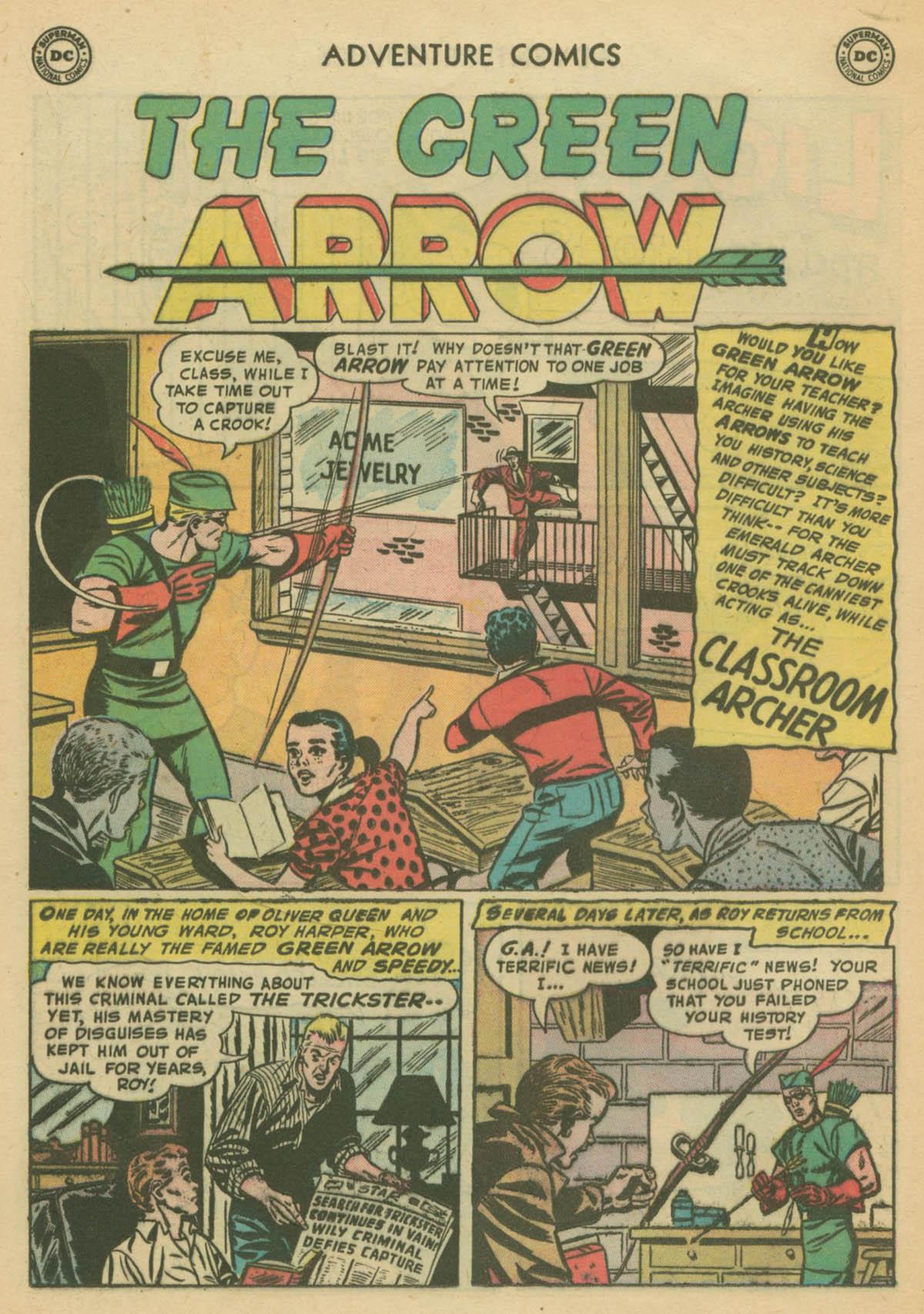 Read online Adventure Comics (1938) comic -  Issue #239 - 18