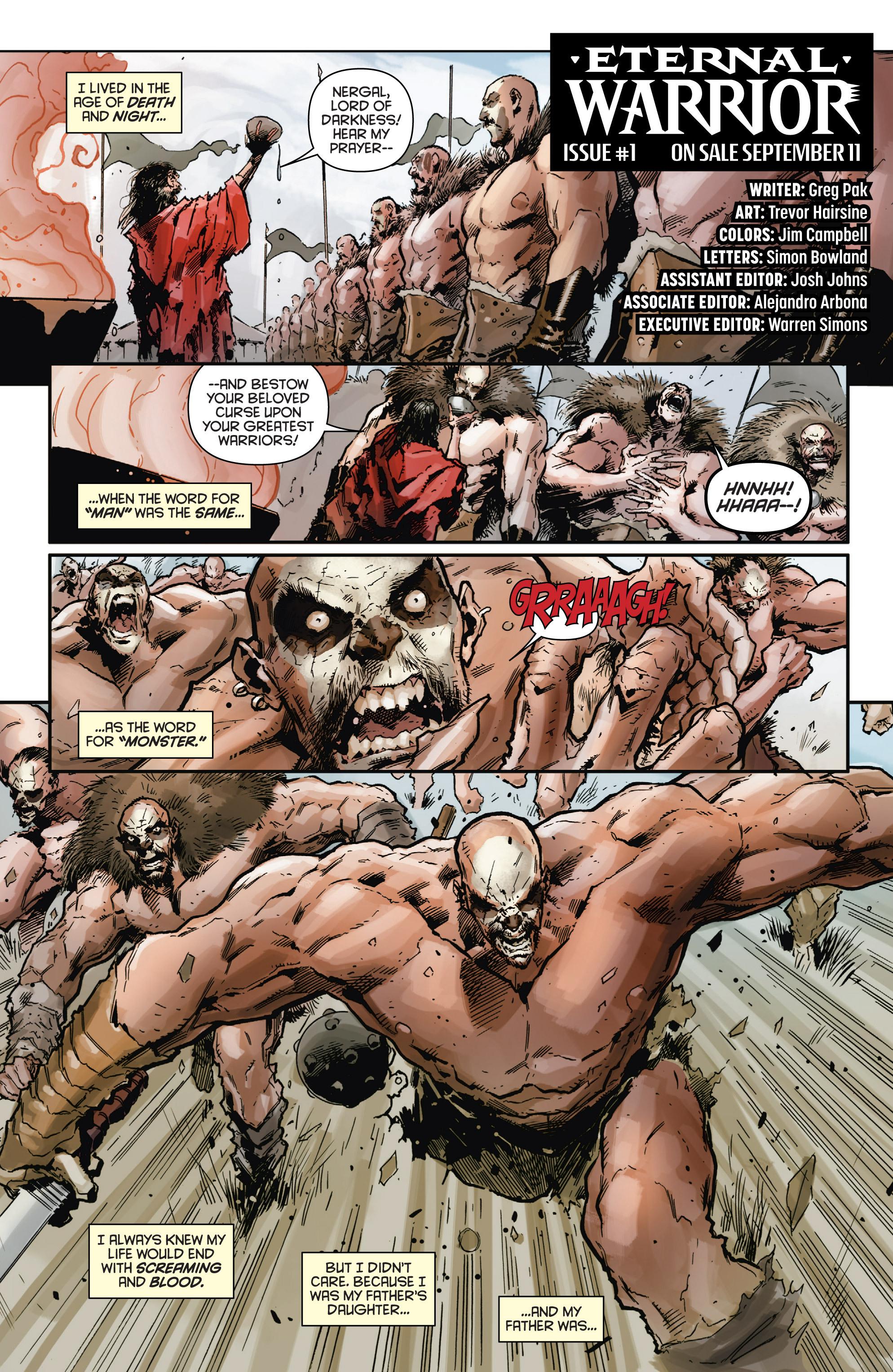 Read online Shadowman (2012) comic -  Issue #10 - 27