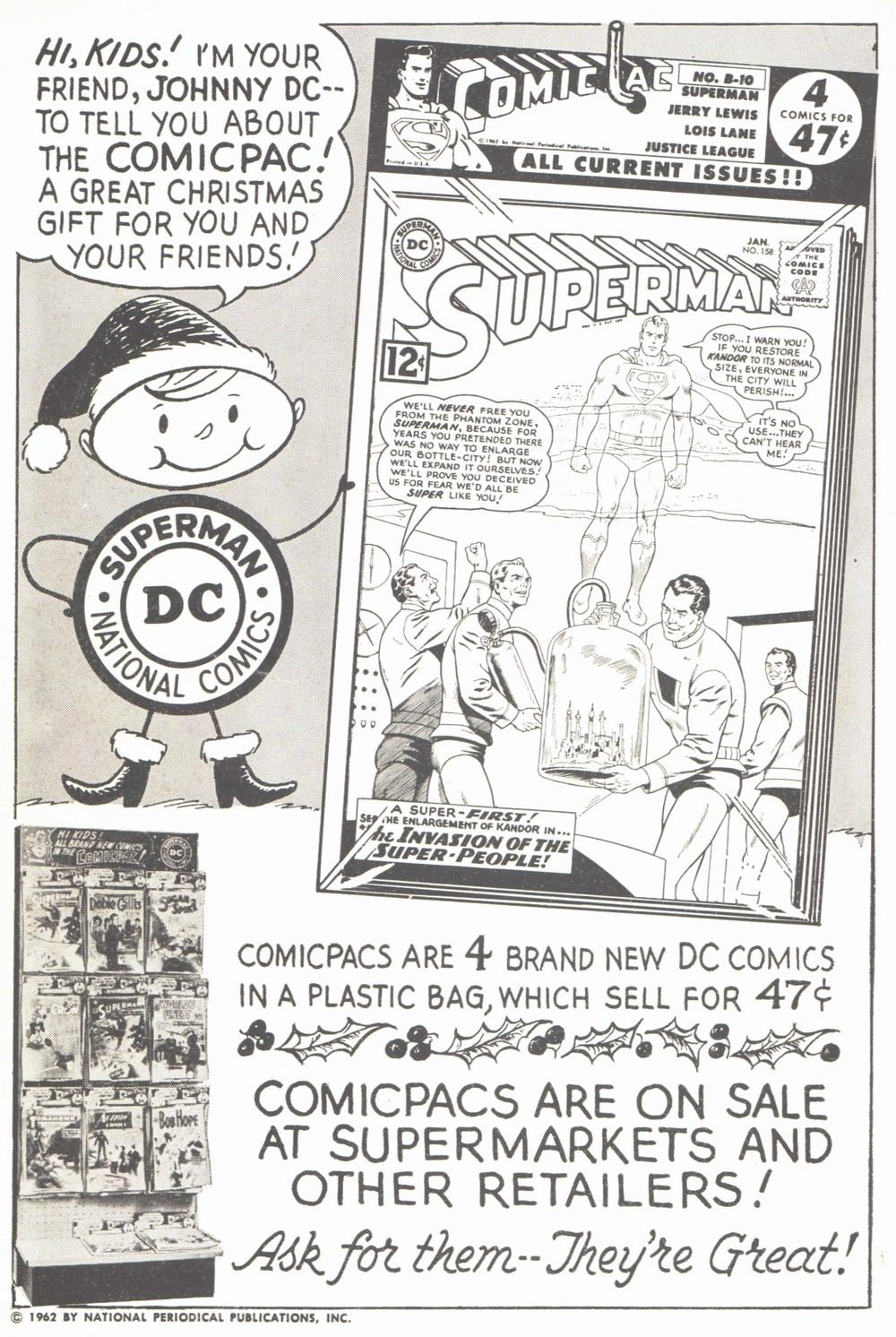 Read online Adventure Comics (1938) comic -  Issue #304 - 2
