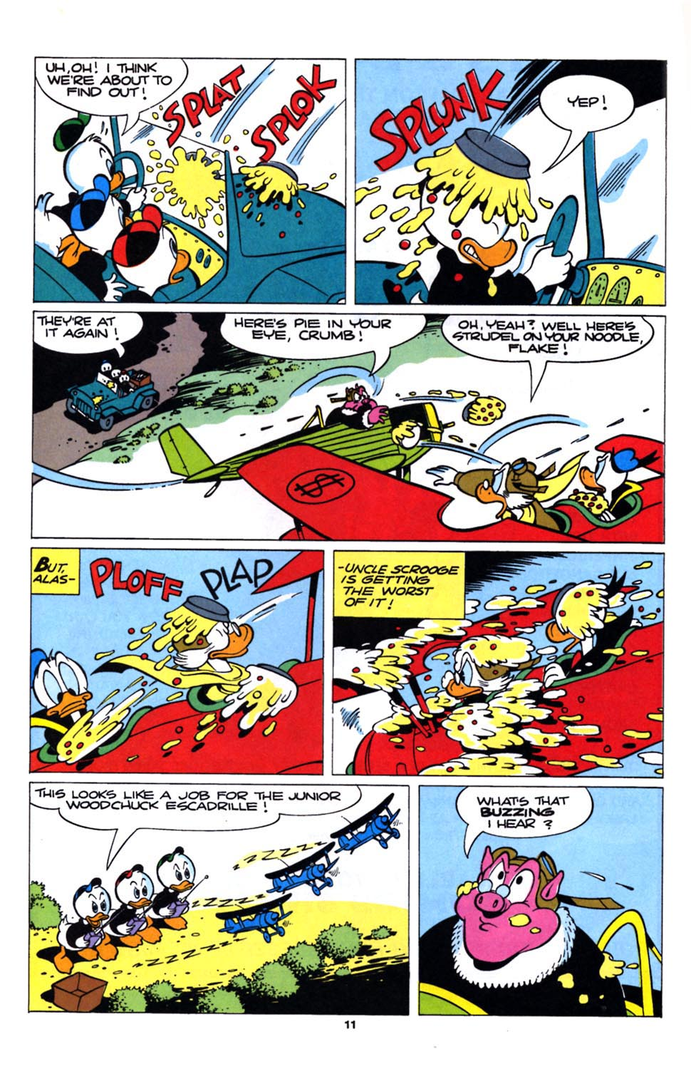 Read online Uncle Scrooge (1953) comic -  Issue #243 - 13