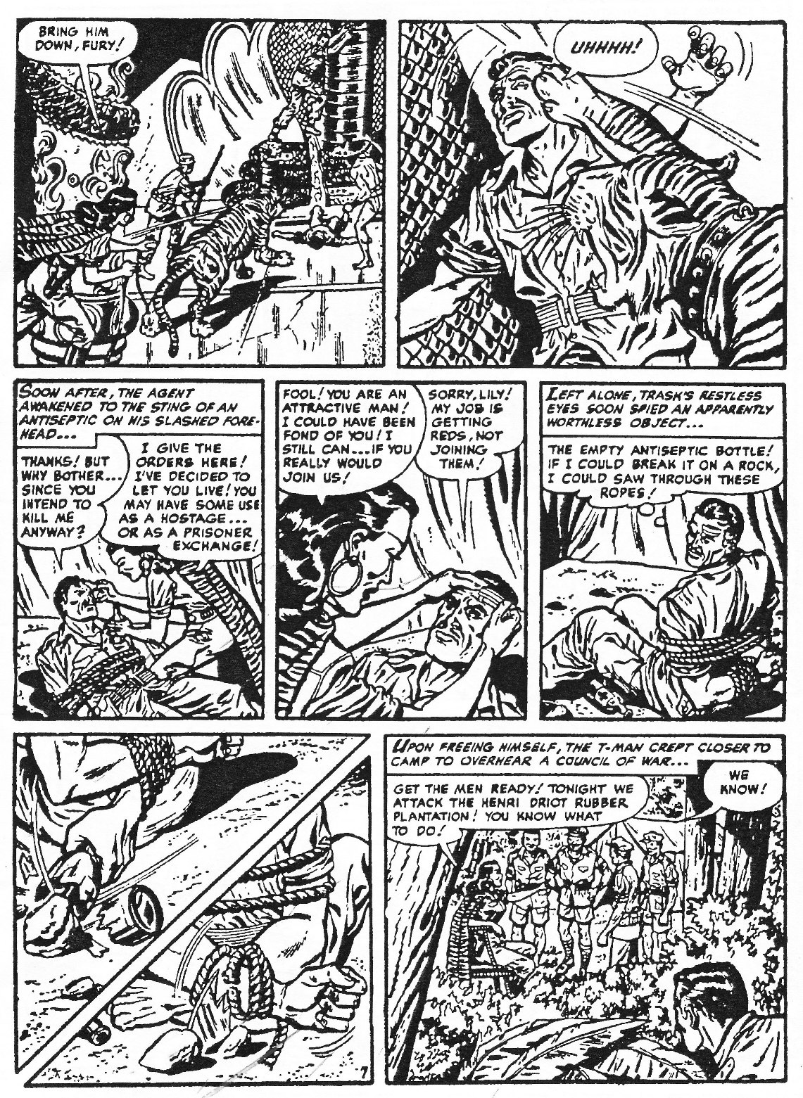 Read online Men of Mystery Comics comic -  Issue #62 - 43