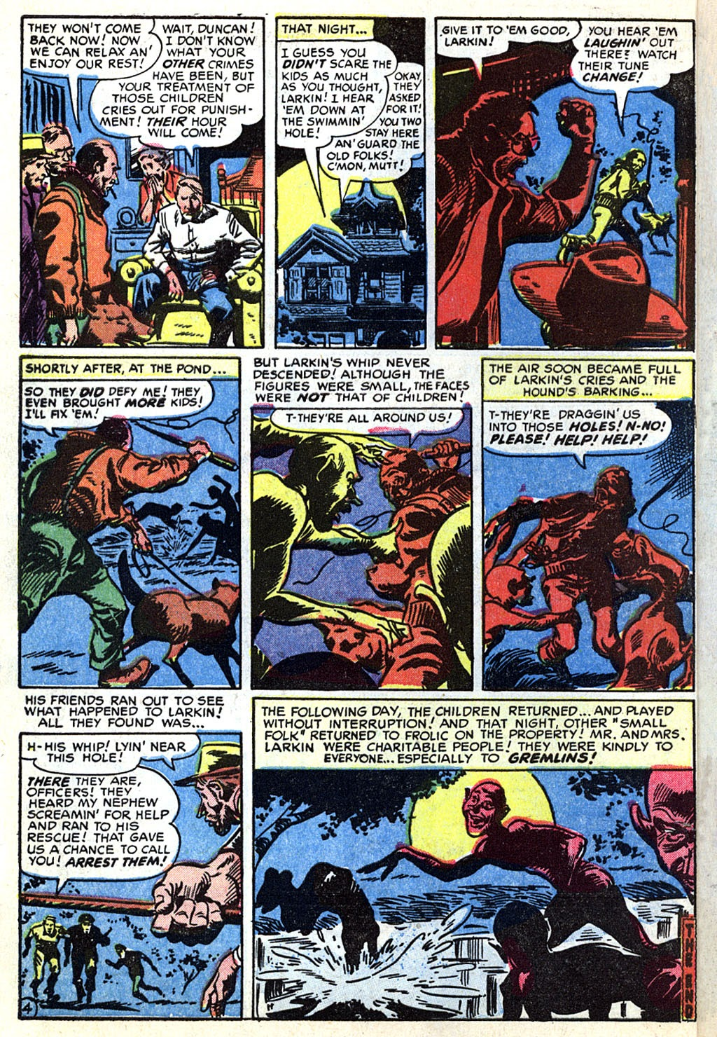 Mystic (1951) issue 60 - Page 6