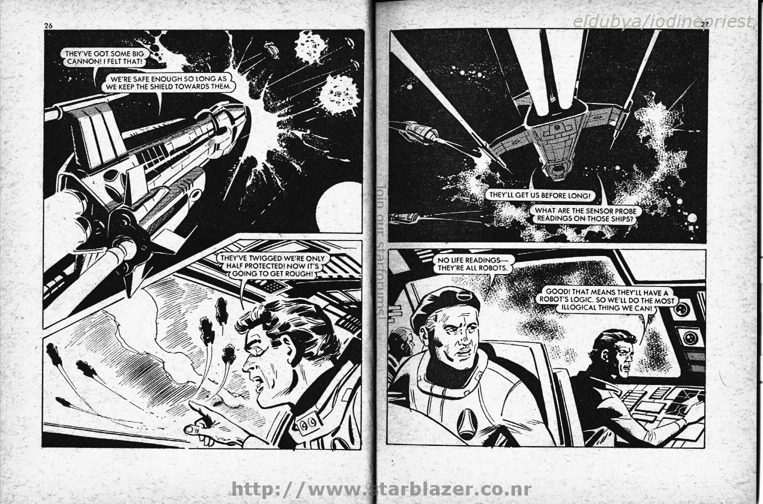 Starblazer issue 60 - Page 15