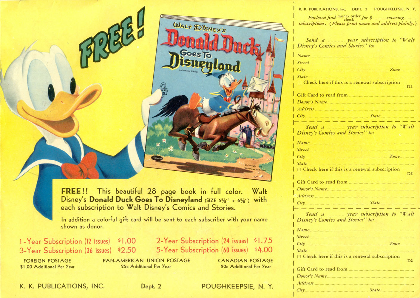 Walt Disney's Comics and Stories issue 221 - Page 35