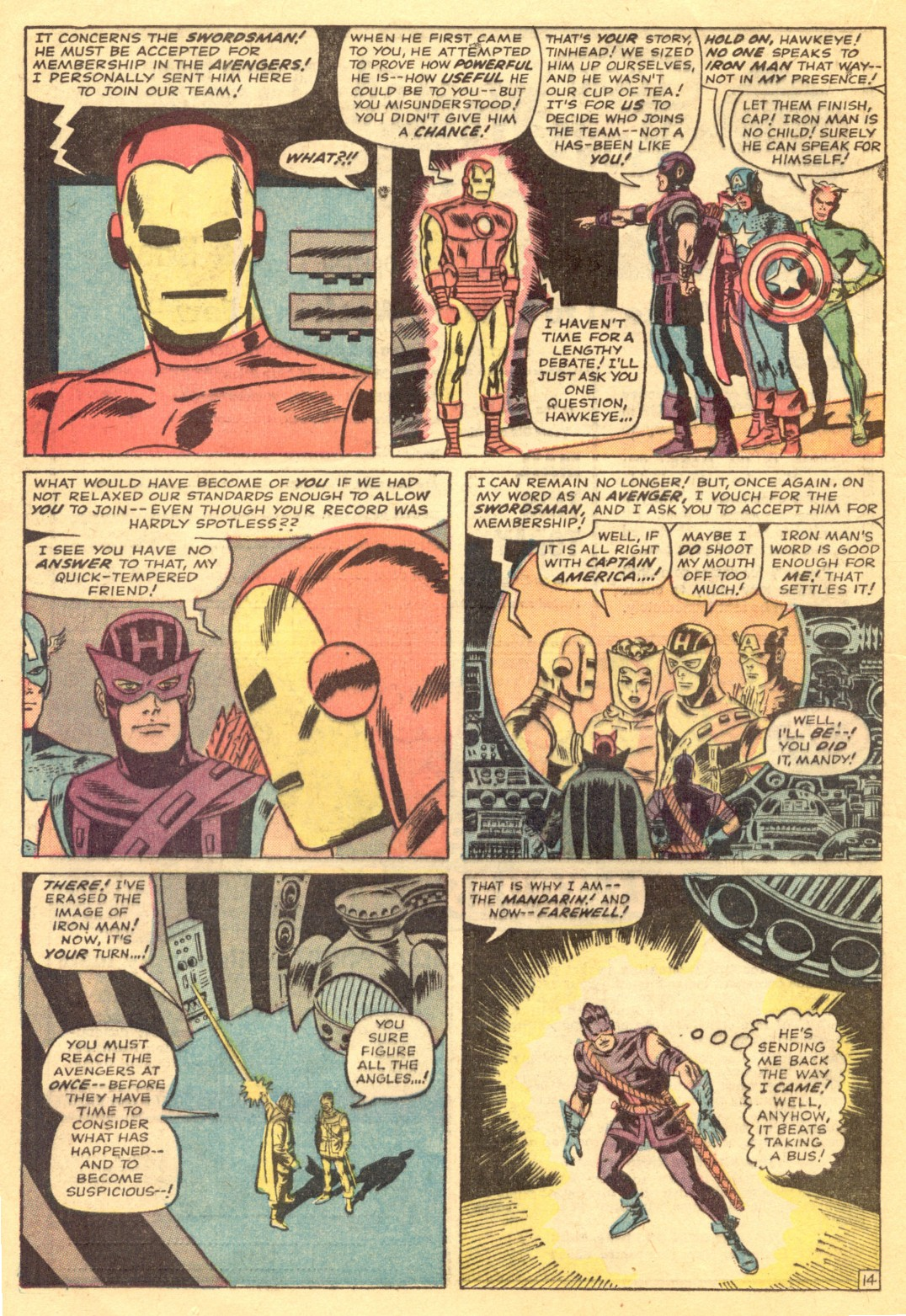 The Avengers (1963) 20 Page 19