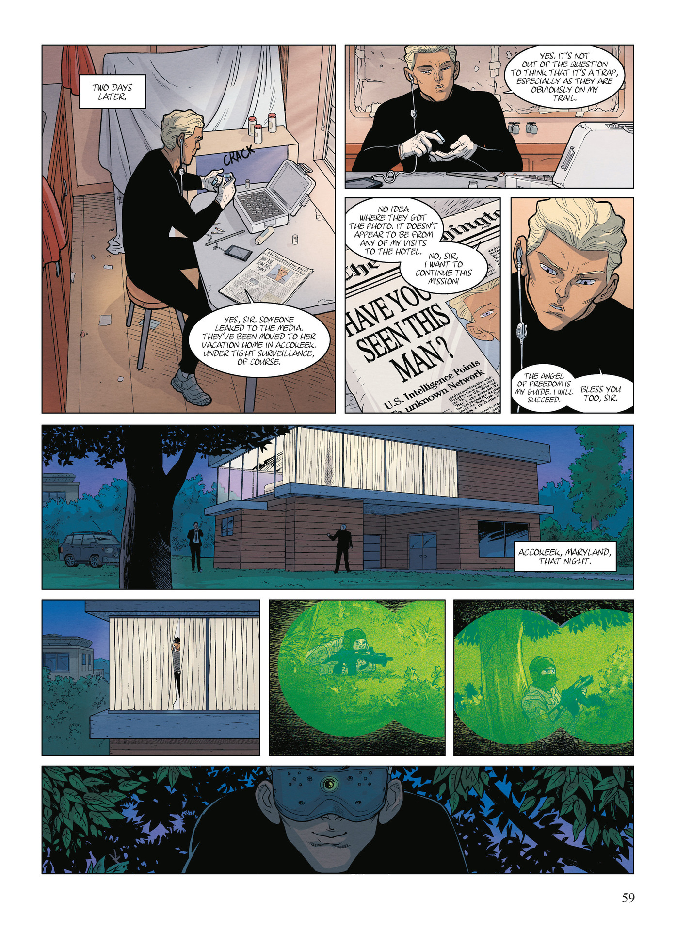 Read online Alter Ego comic -  Issue #9 - 61