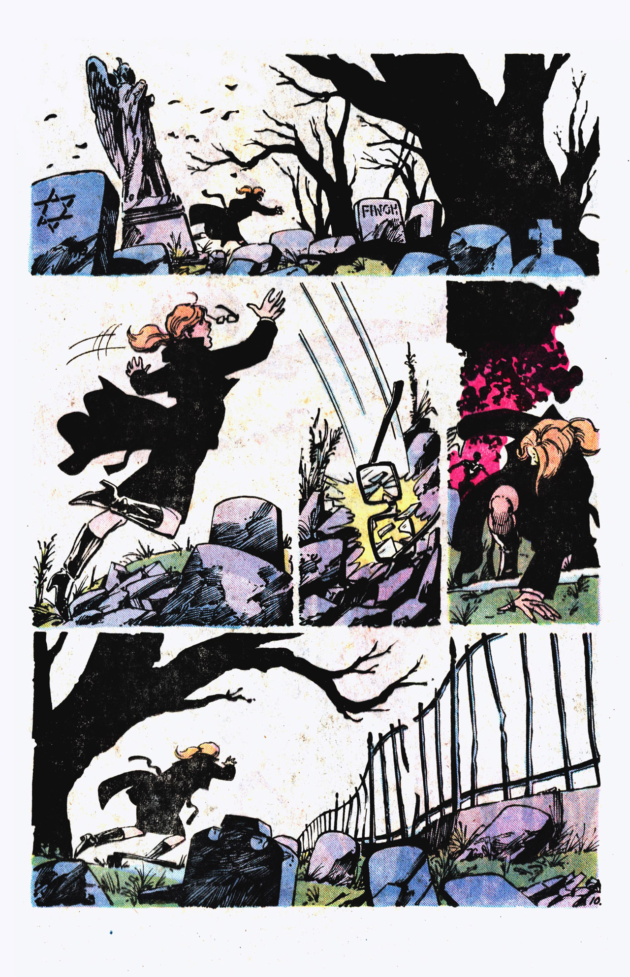 Read online Alpha Flight (1983) comic -  Issue #13 - 11