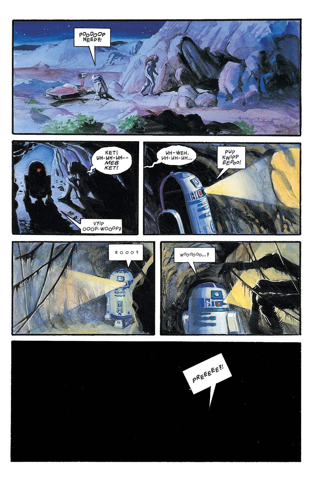 Read online Star Wars Legends Epic Collection: The Empire comic -  Issue # TPB 5 (Part 5) - 15