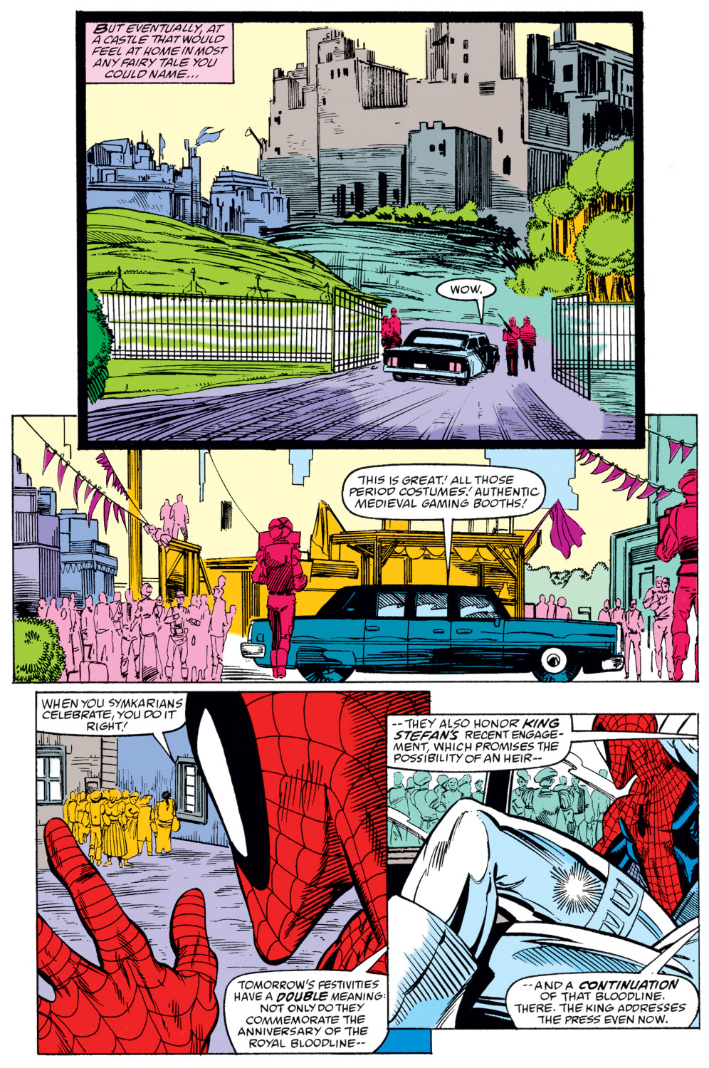 The Amazing Spider-Man (1963) 322 Page 6