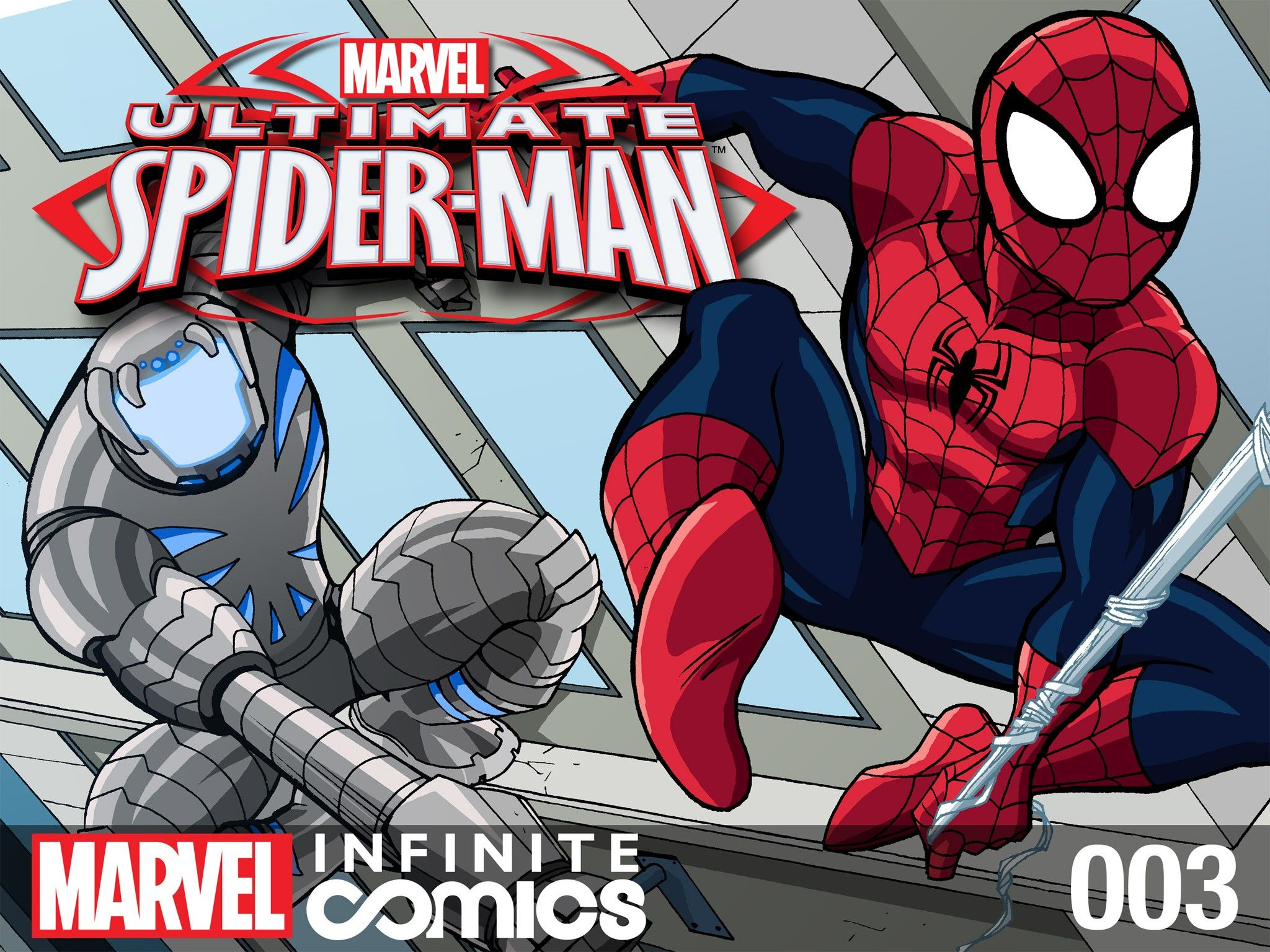 Read online Ultimate Spider-Man (Infinite Comics) (2015) comic -  Issue #3 - 1