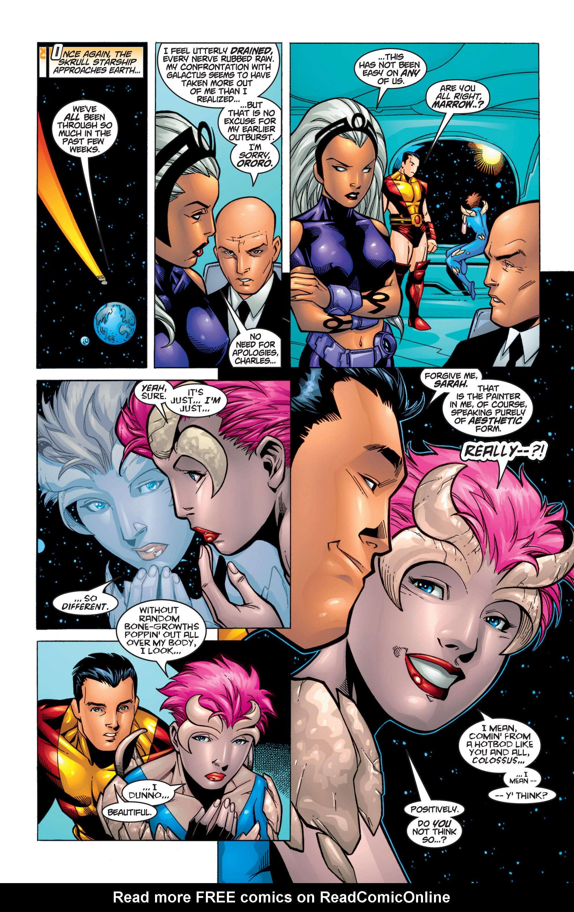 Read online Uncanny X-Men (1963) comic -  Issue #371 - 10