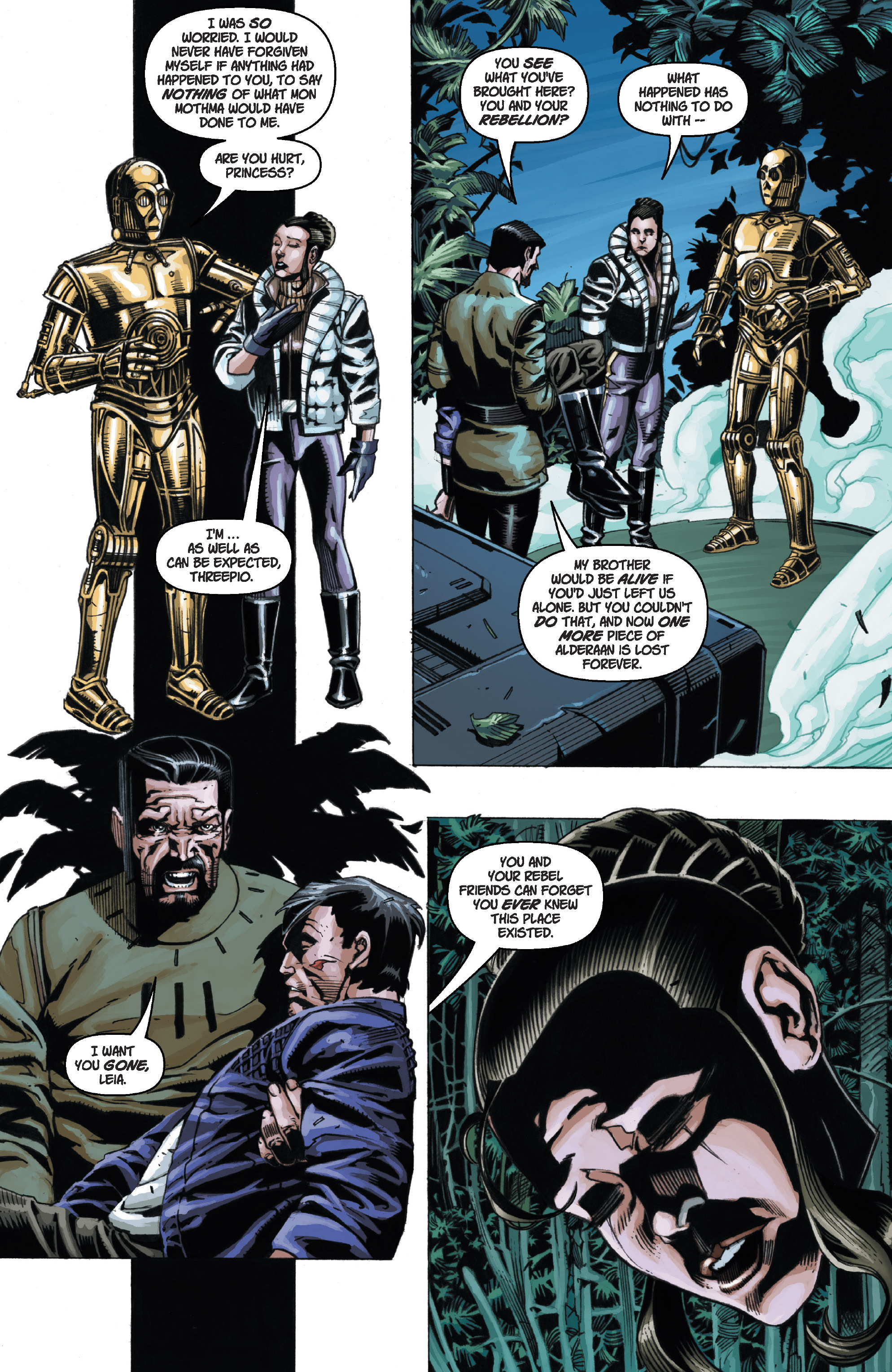 Read online Star Wars Omnibus comic -  Issue # Vol. 17 - 281
