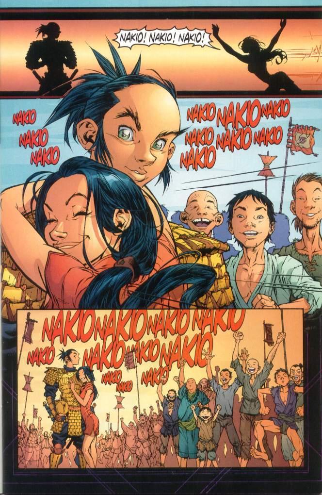Read online Ninja Boy comic -  Issue #1 - 8