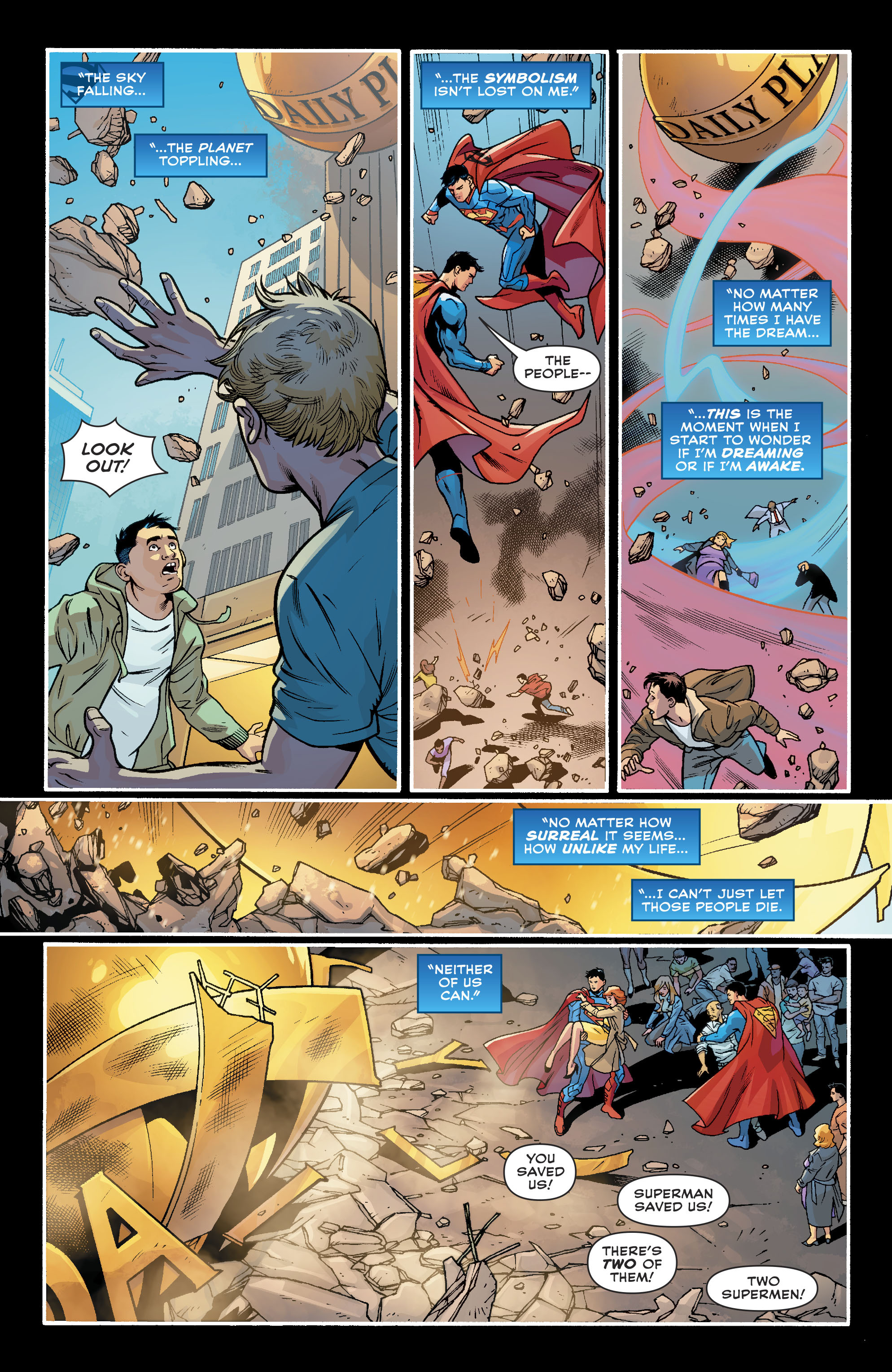Read online Trinity (2016) comic -  Issue #8 - 7