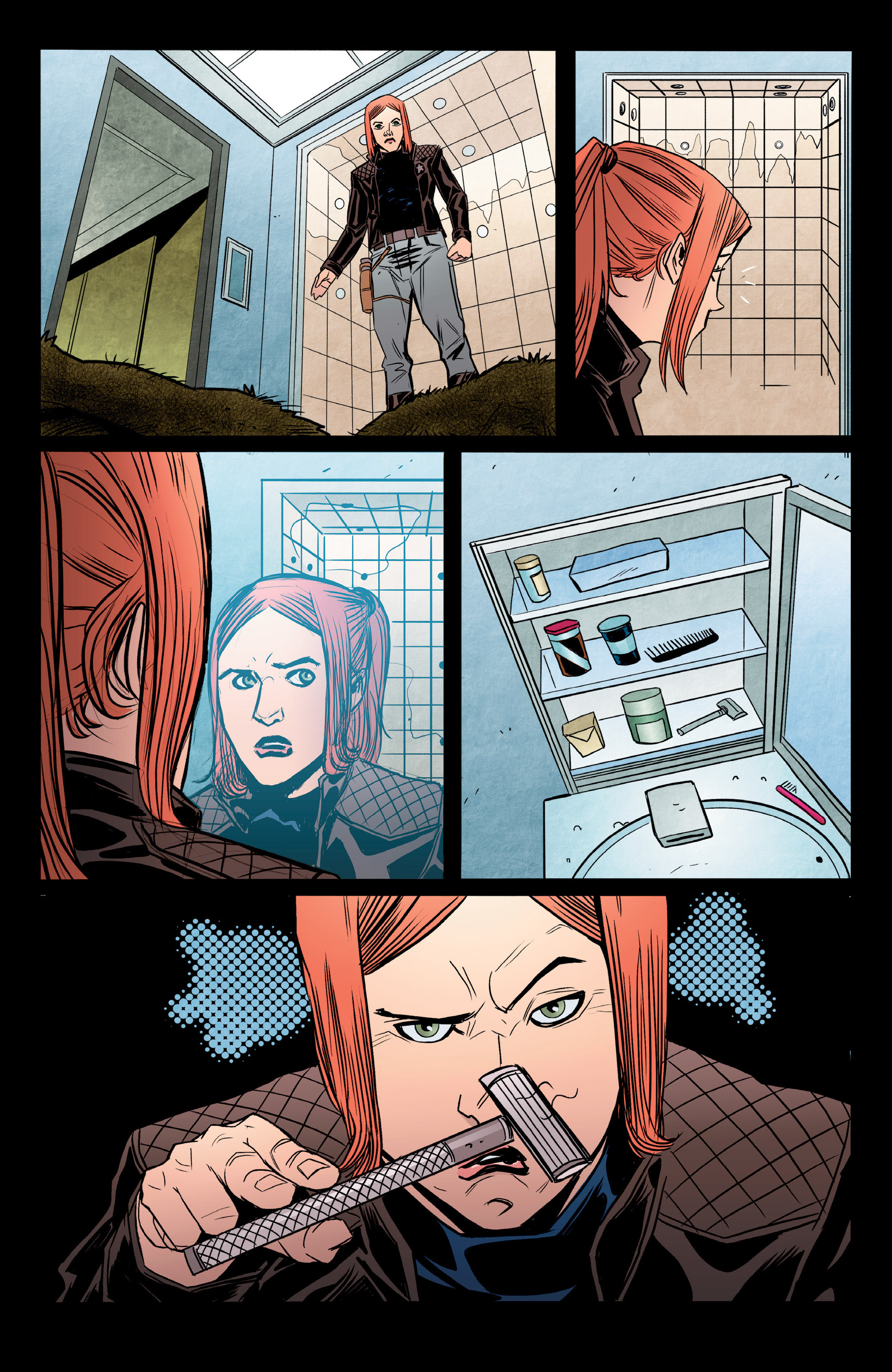 Read online Copperhead comic -  Issue #13 - 8