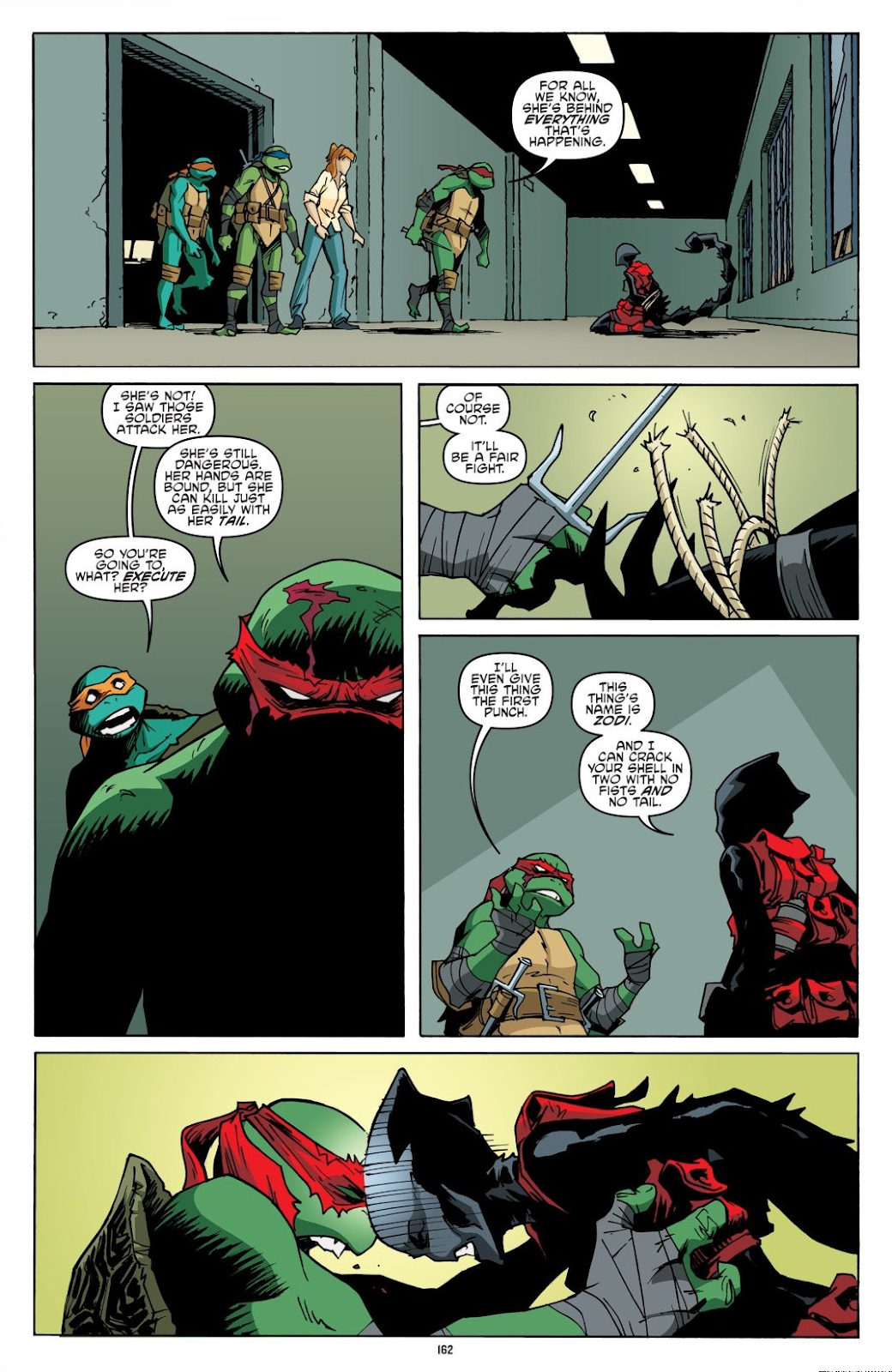 Read online Teenage Mutant Ninja Turtles: The IDW Collection comic -  Issue # TPB 8 (Part 2) - 61
