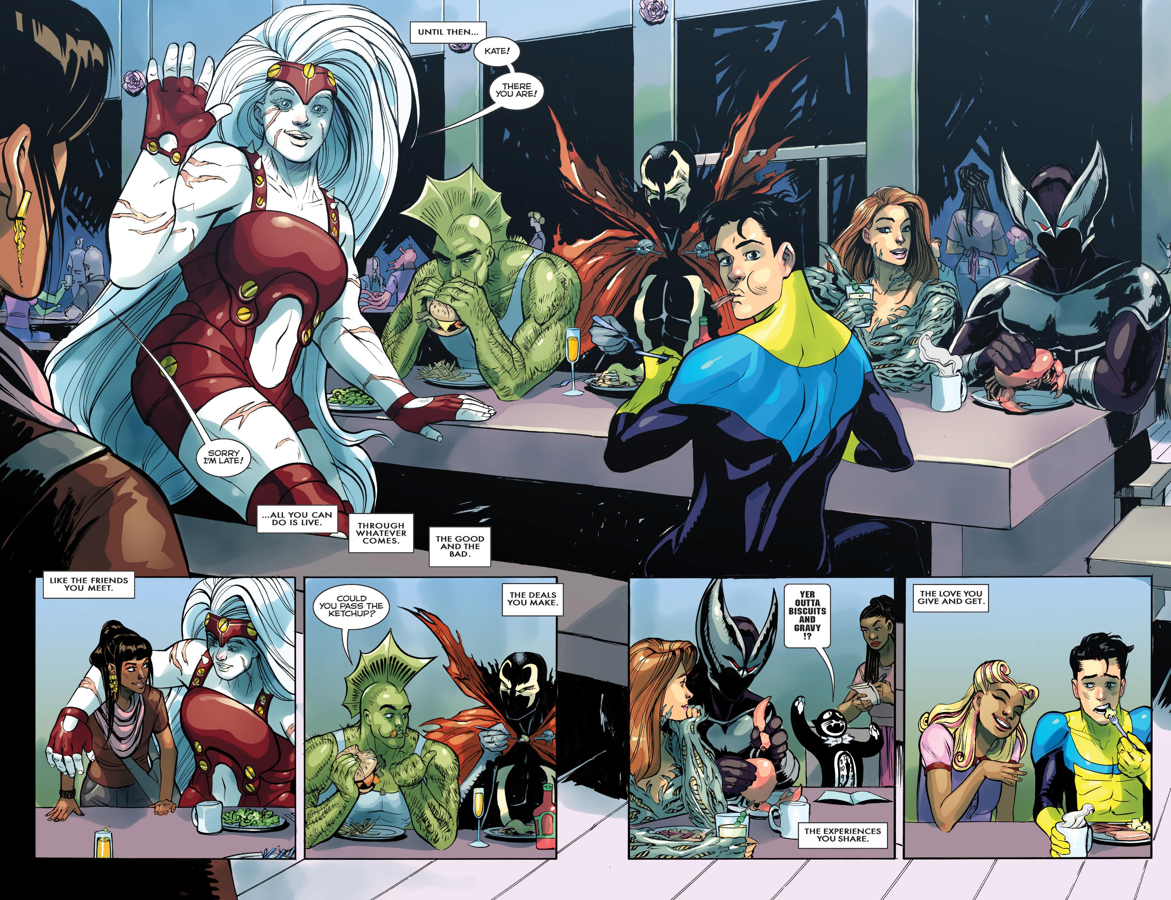 Read online Shutter comic -  Issue #25 - 7