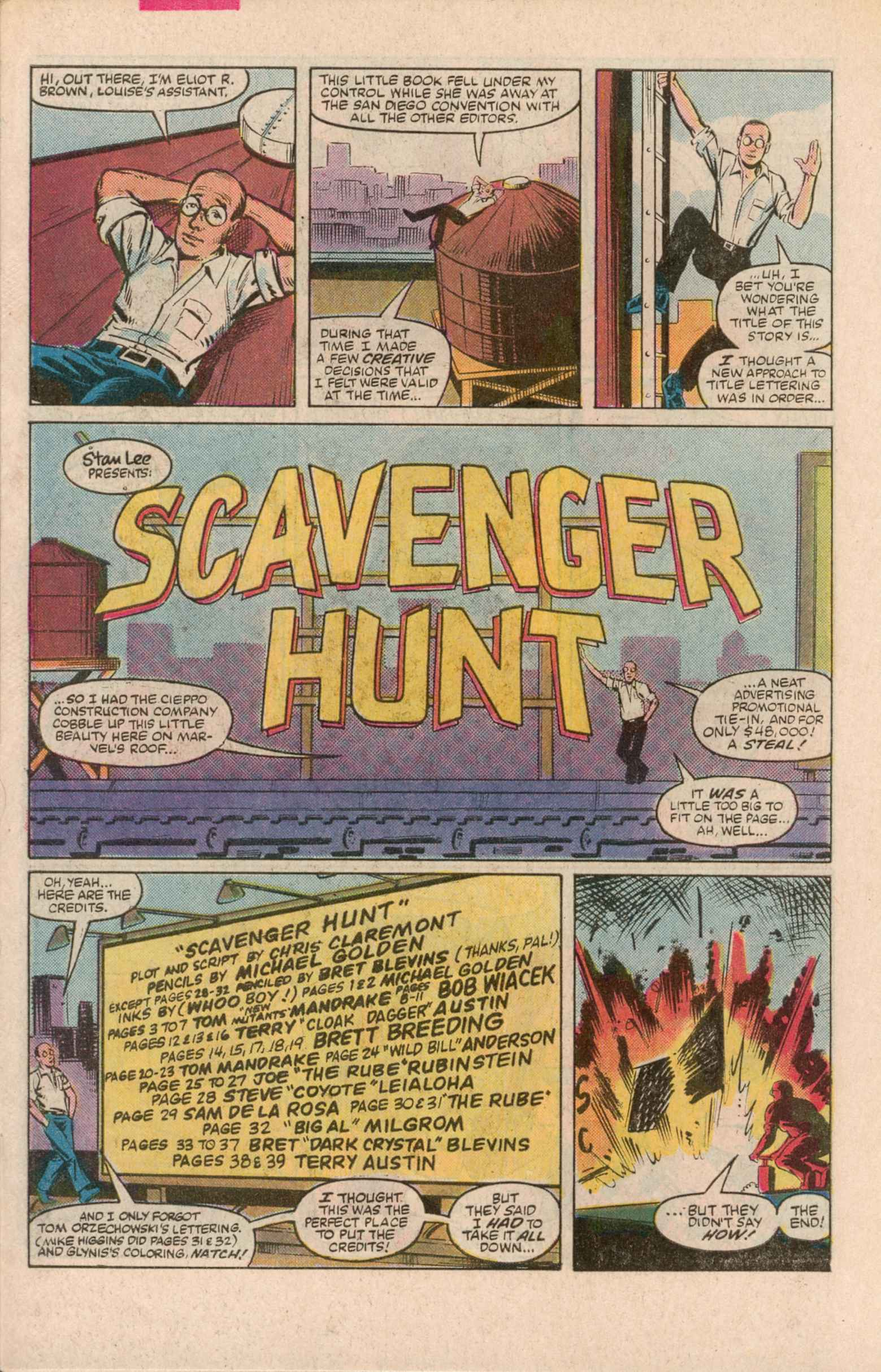 Read online Uncanny X-Men (1963) comic -  Issue # _Annual 7 - 41