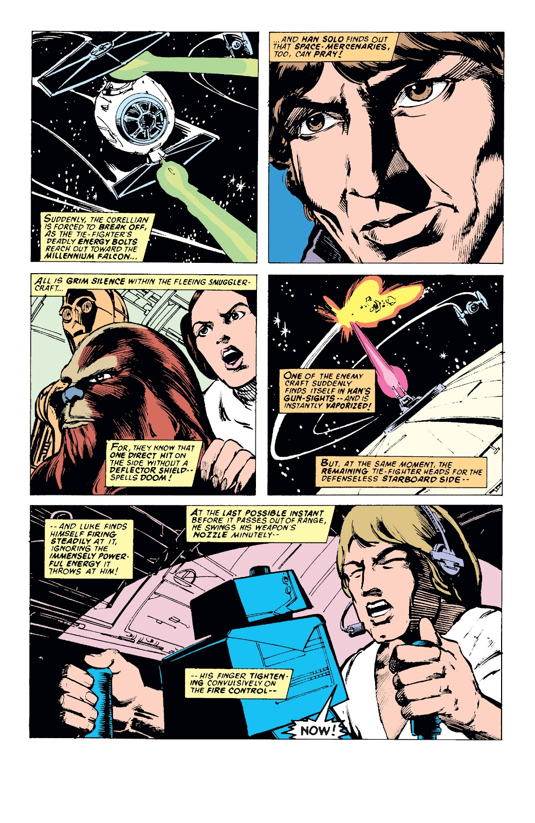 Read online Star Wars Legends: The Original Marvel Years - Epic Collection comic -  Issue # TPB 1 (Part 1) - 86